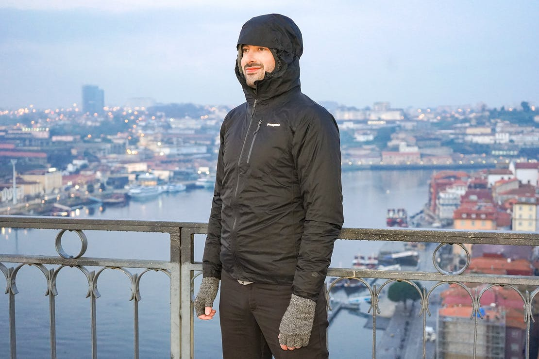 Patagonia Storm Racer Jacket In Porto, Portugal