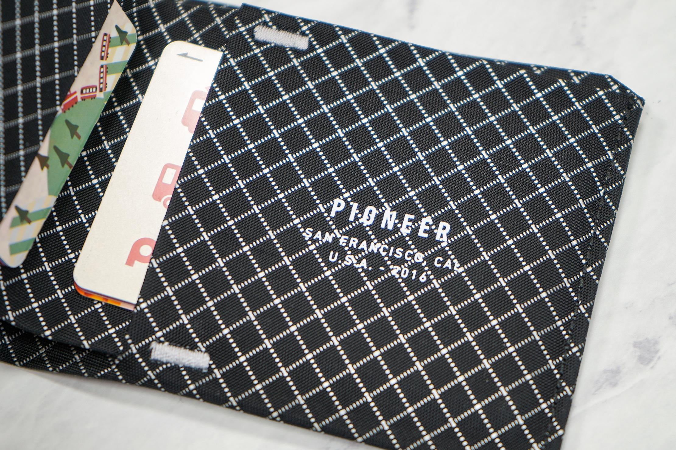 Pioneer Flyfold Wallet Branding