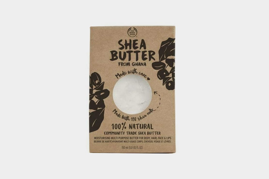 The Body Shop 100% Natural Shea Butter