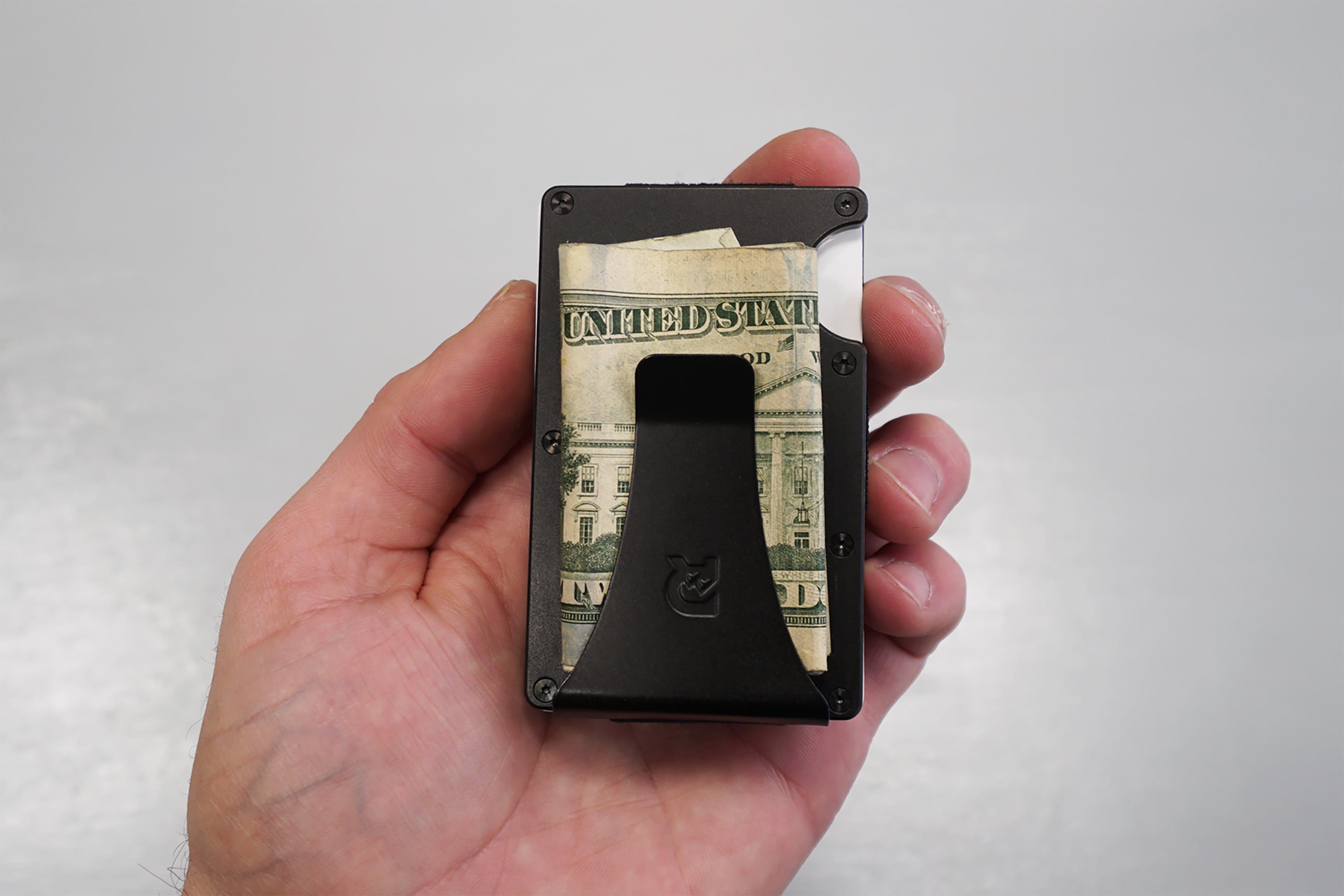 The Ridge Wallet Cash Clip