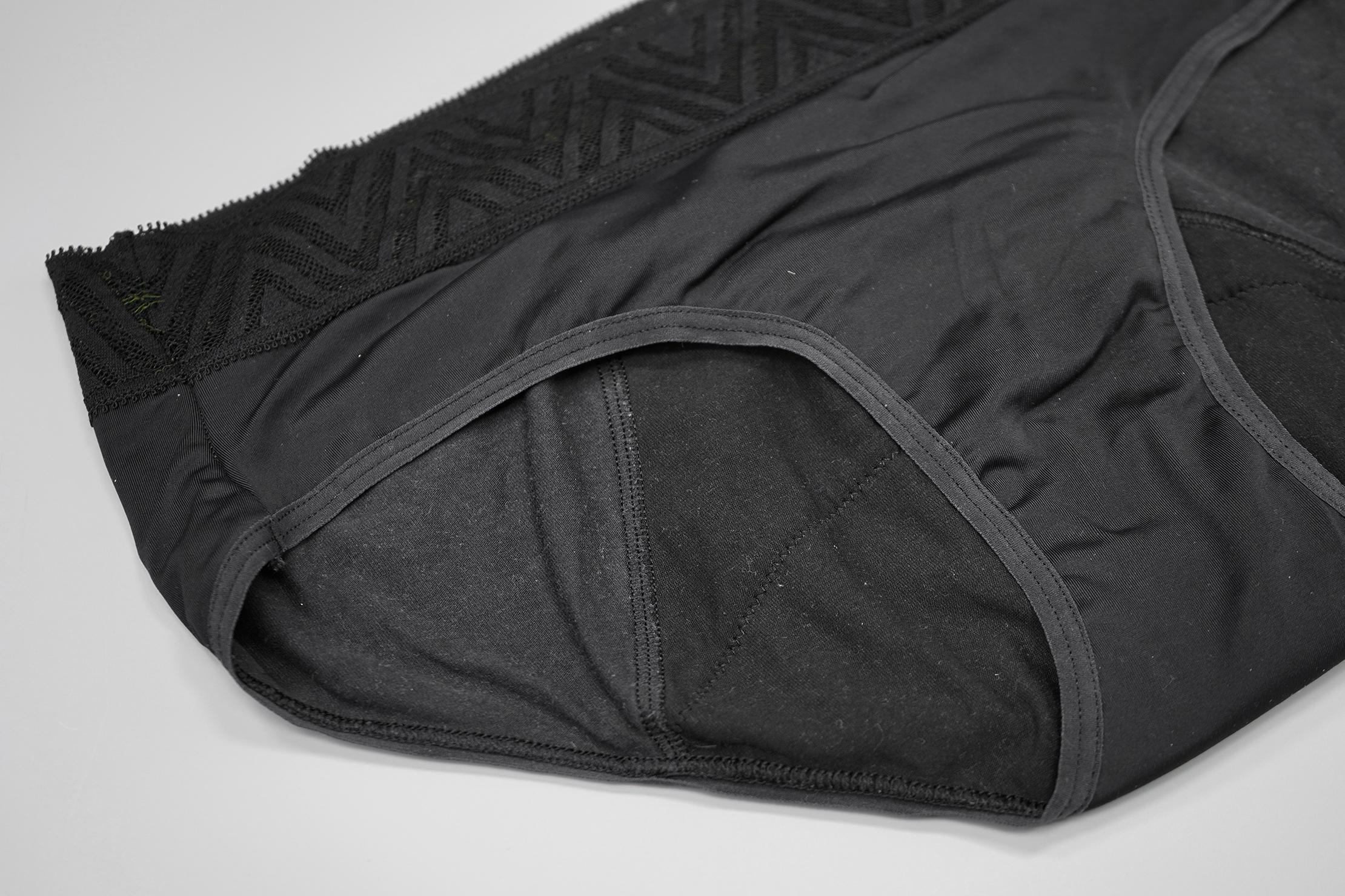 Thinx Hiphugger Fabric