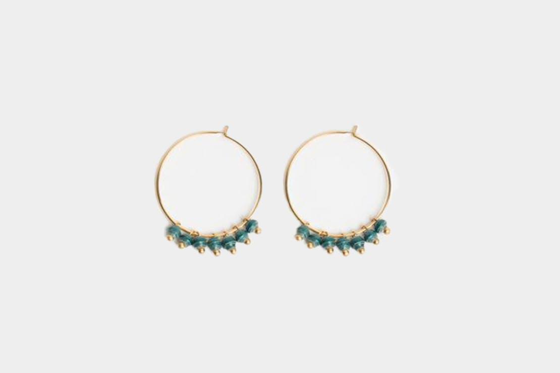 31 Bits Melah Earrings