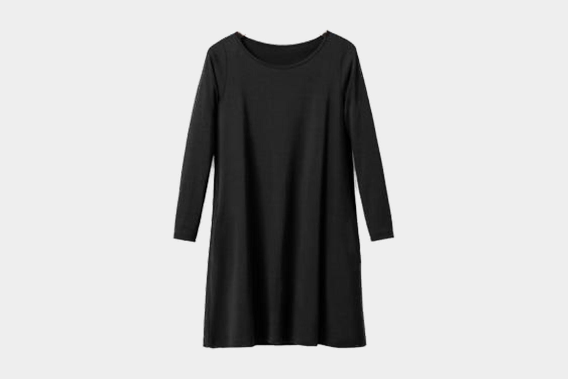 32e691d61019b Wool& Rowena Swing Dress Review | Pack Hacker