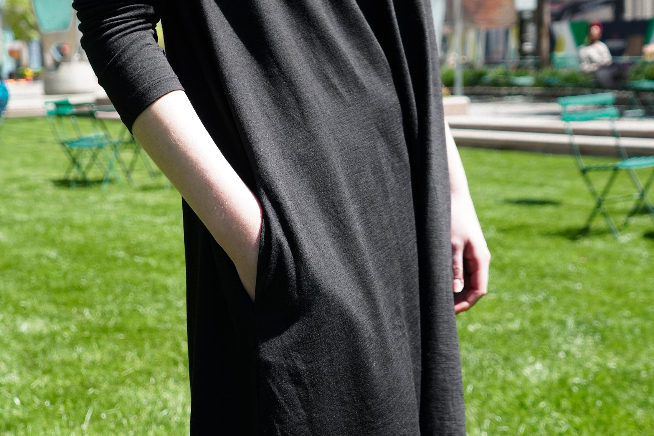 Wool& Rowena Swing Dress Pocket