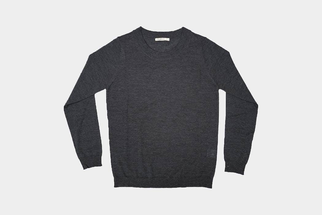 WoolOvers Lightweight 100% Merino Sweater