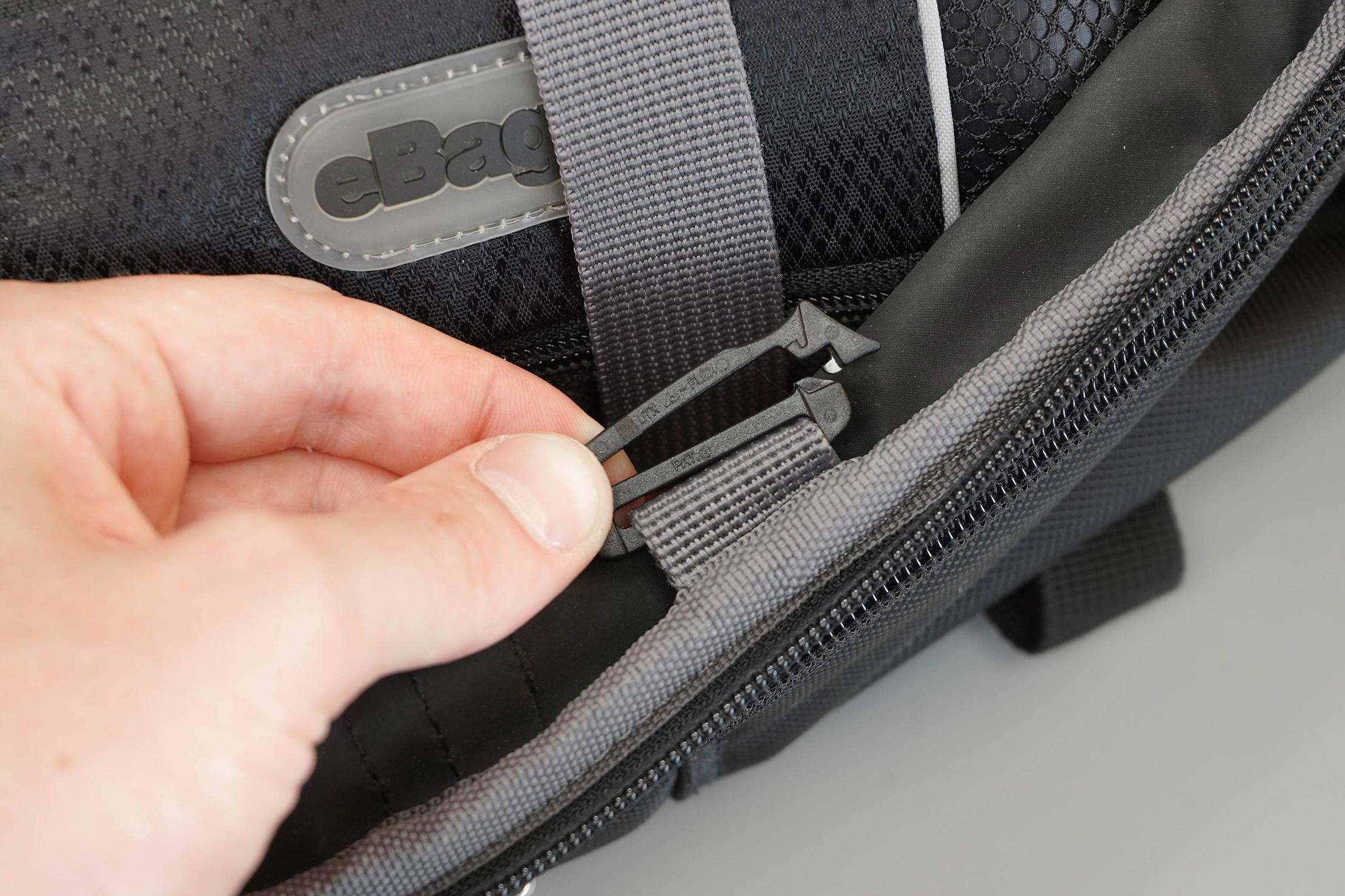 eBags TLS Mother Lode Weekender Convertible Internal Clip