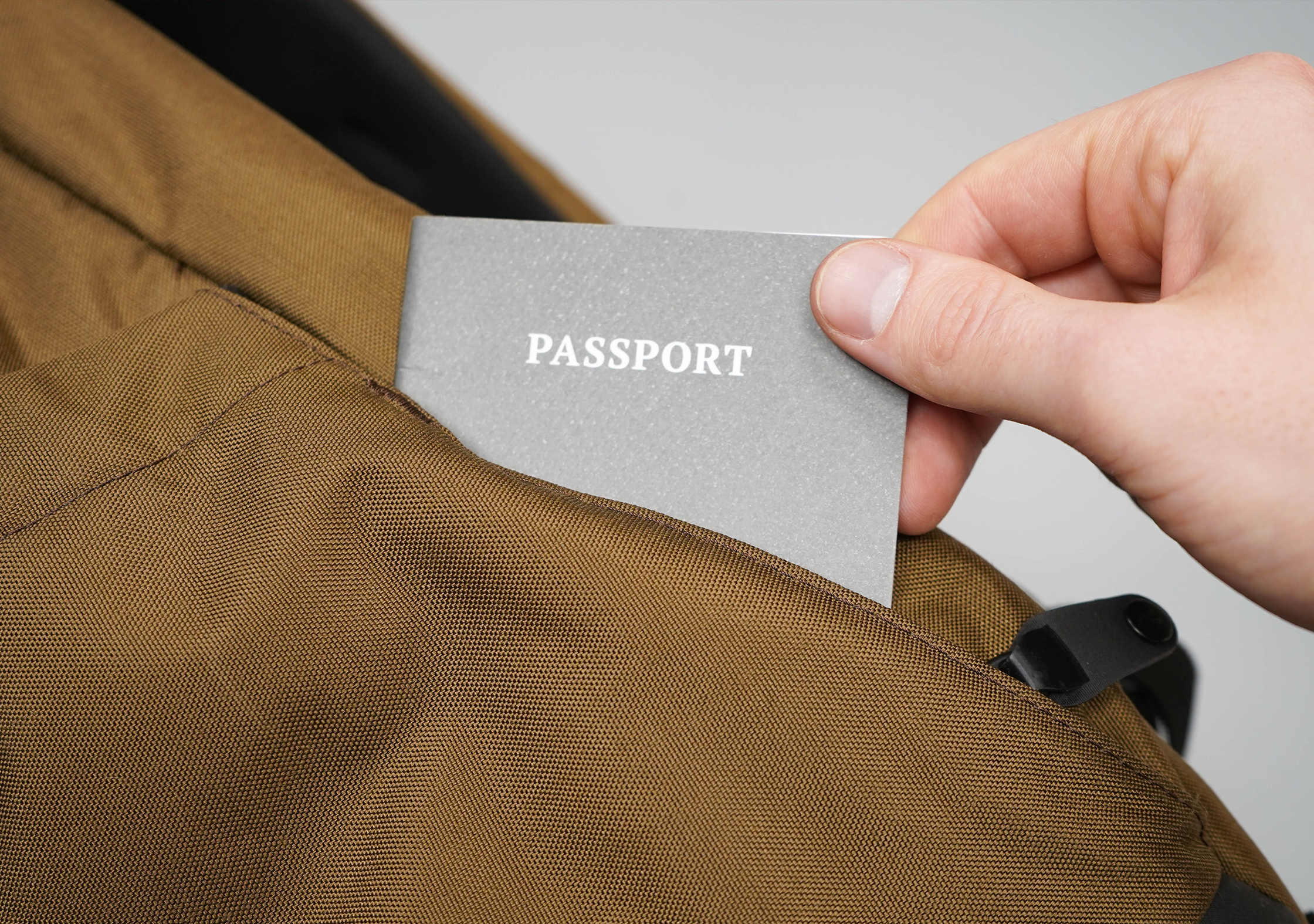 Boundary Supply Prima System Passport In Security Pocket