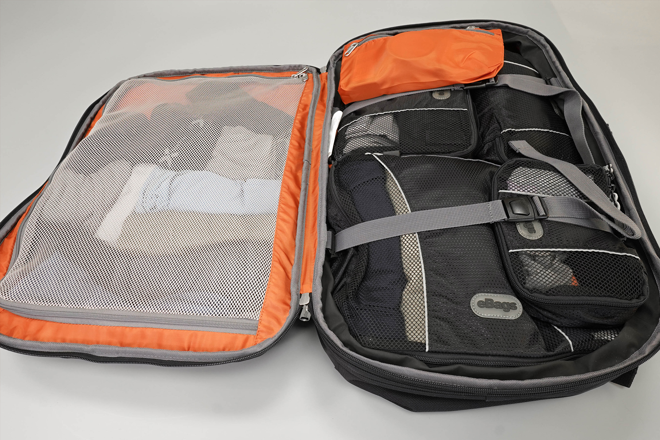 eBags TLS Mother Lode Weekender Convertible Main Compartment