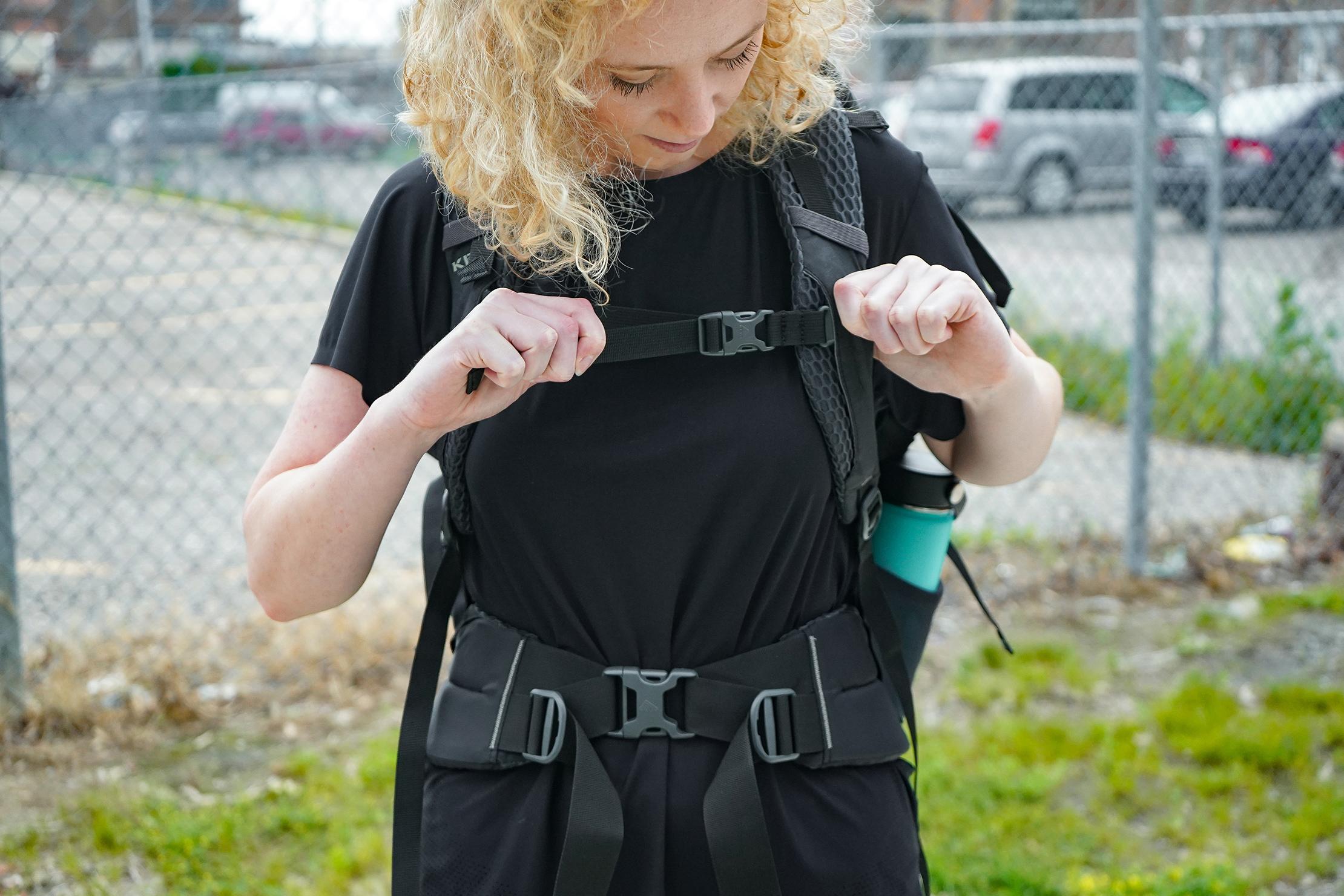 Kelty Redwing 40 Sternum Strap & Hip Belt