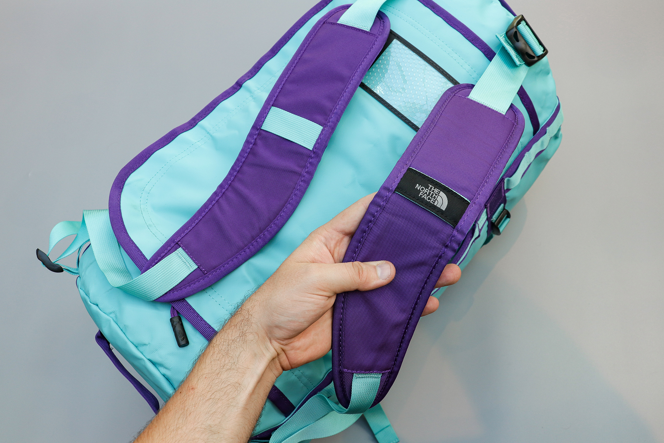 The North Face Base Camp Duffel Shoulder Straps