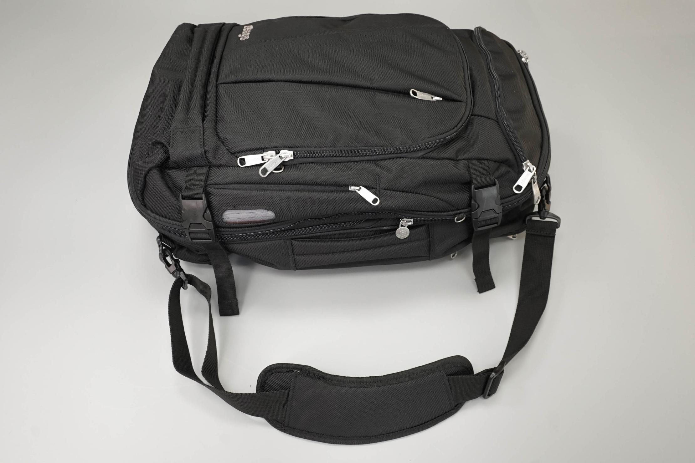 eBags TLS Mother Lode Weekender Convertible Messenger Carry