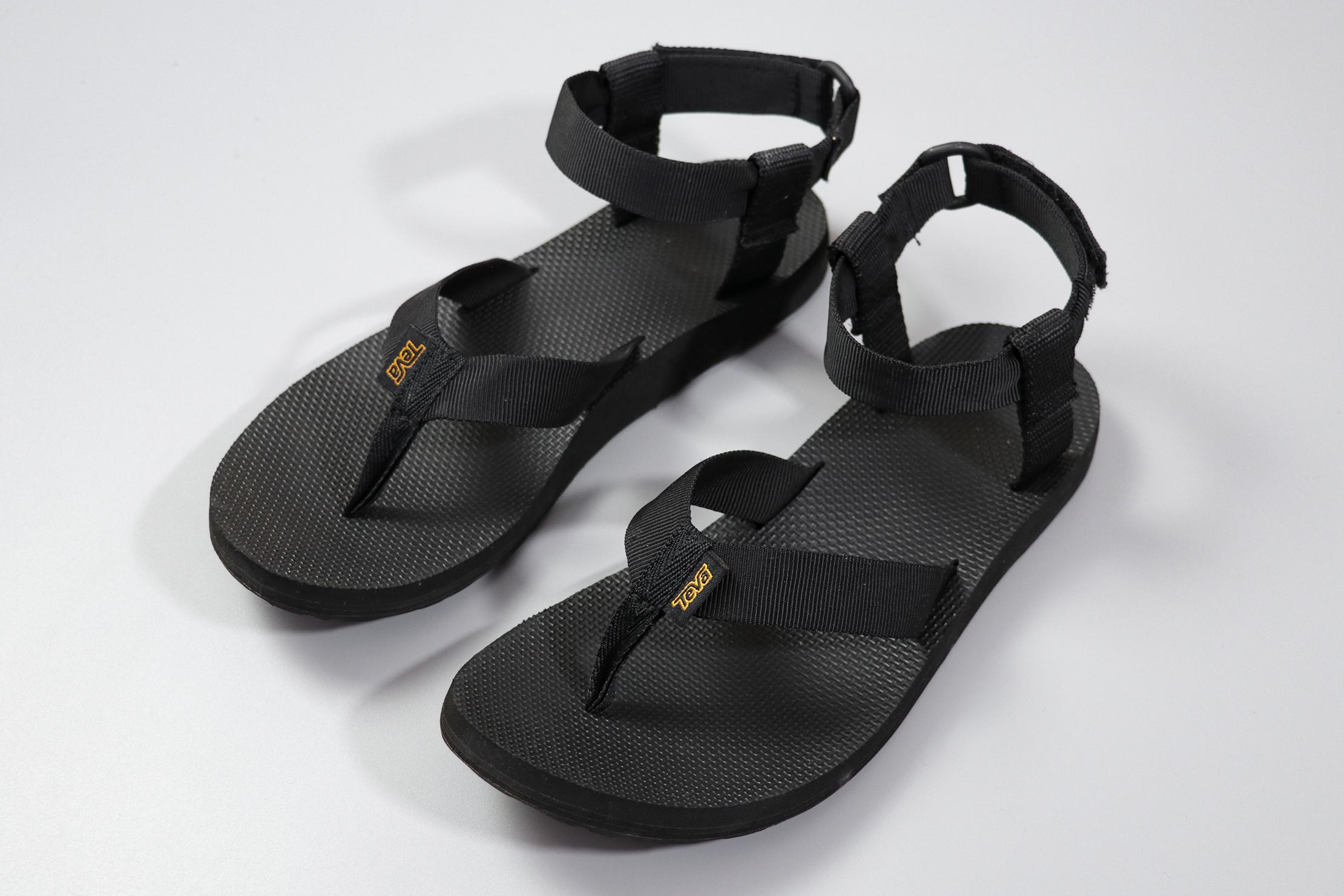 Teva Original Sandals Review   Pack Hacker