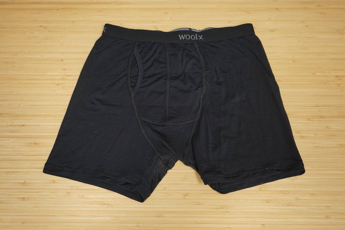 Woolx Reaction Boxer Brief