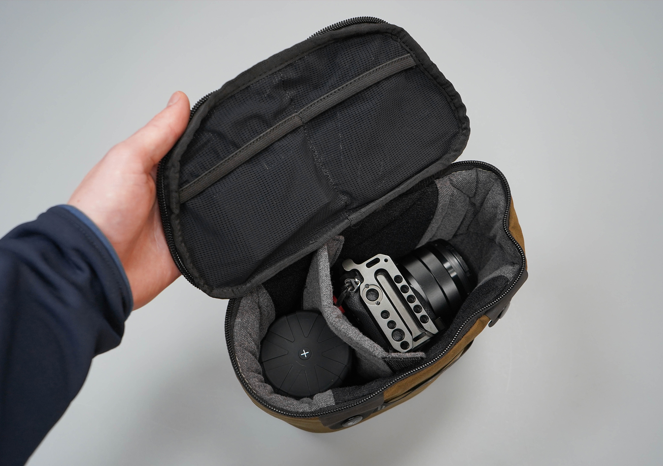 Boundary Supply Prima System Camera Cube Packed