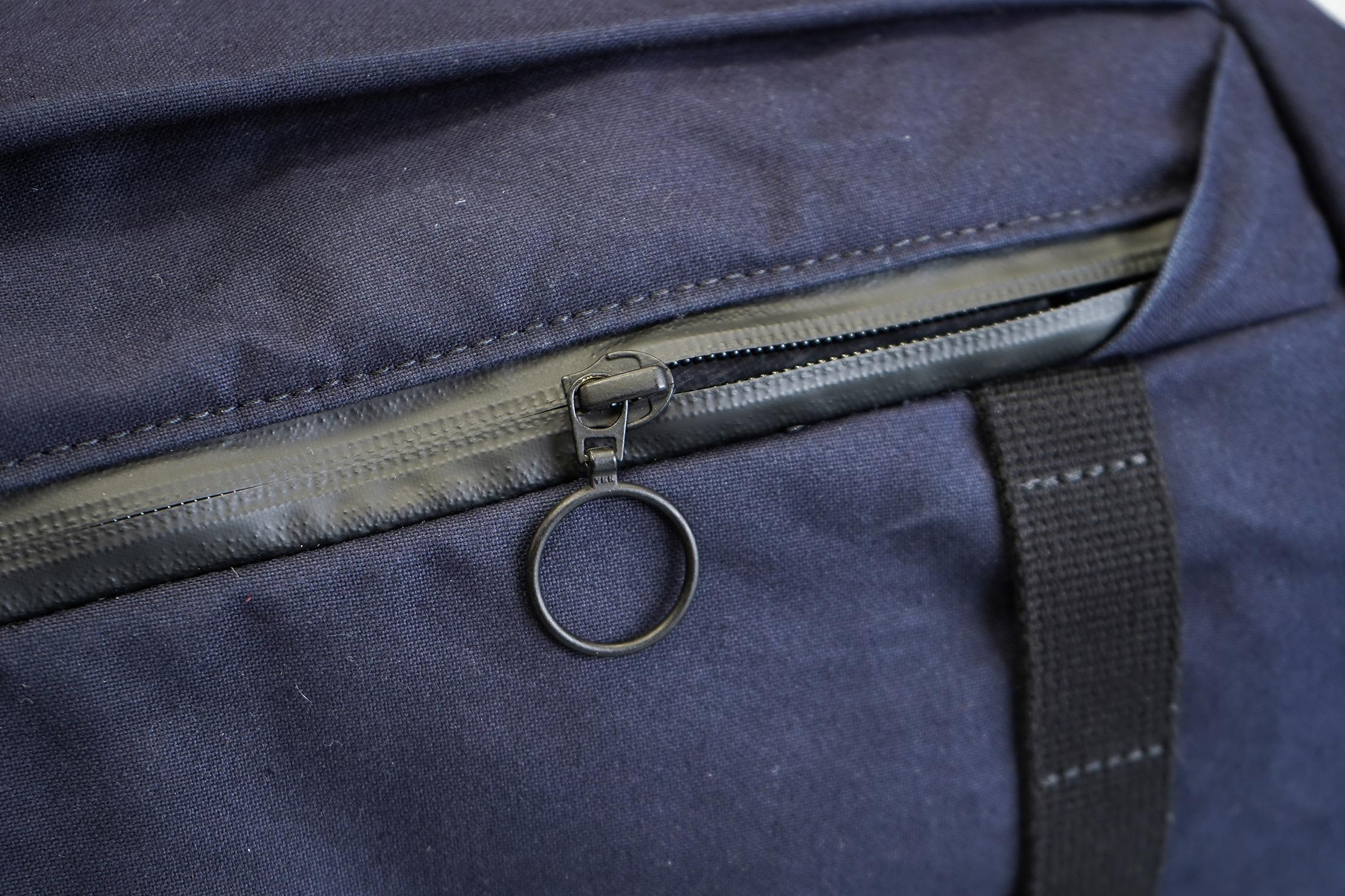 Trakke Vorlich YKK Aquaguard Zipper