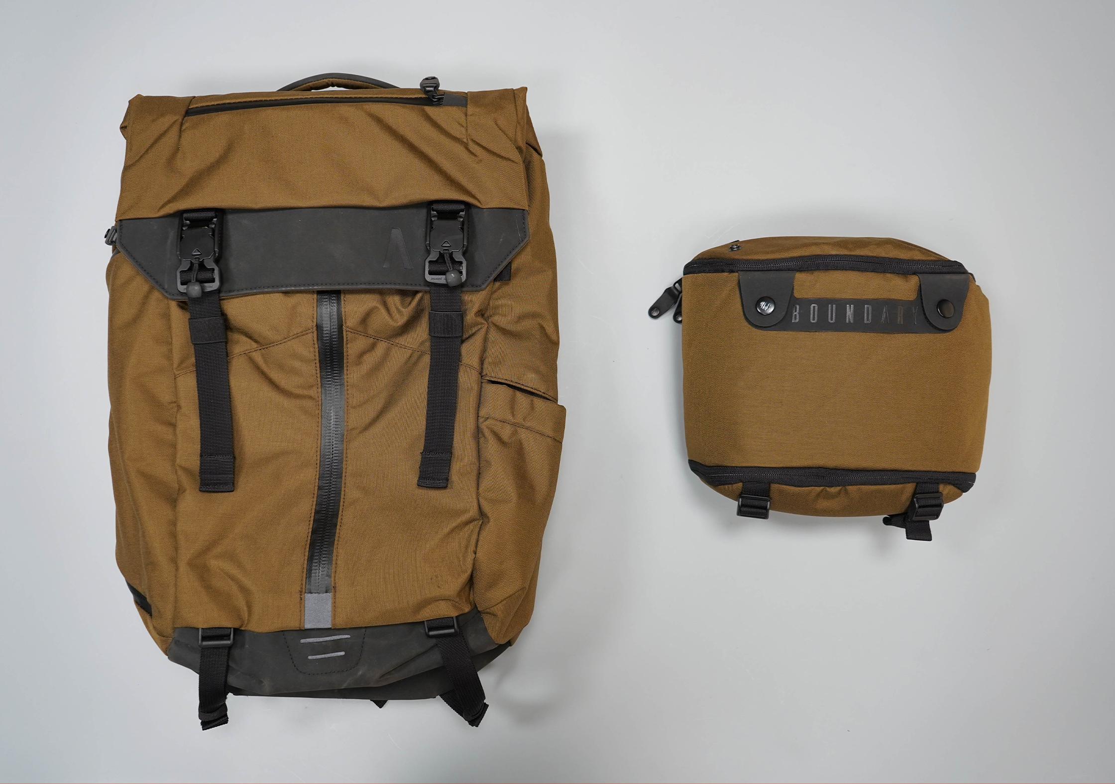 Boundary Supply Prima System Backpack With Camera Cube