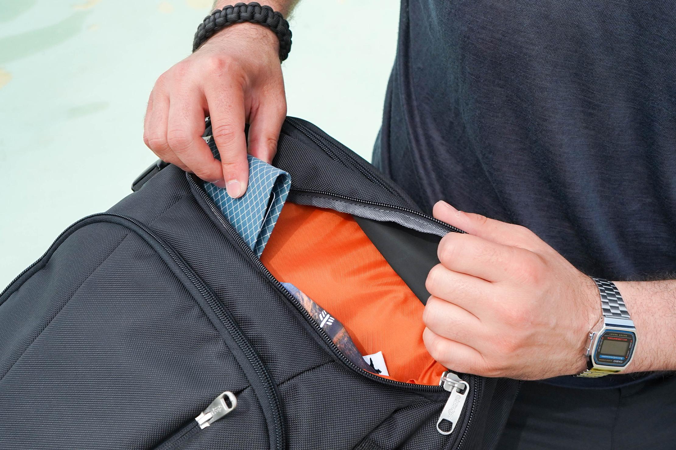 eBags TLS Mother Lode Weekender Convertible Quickgrab Pocket