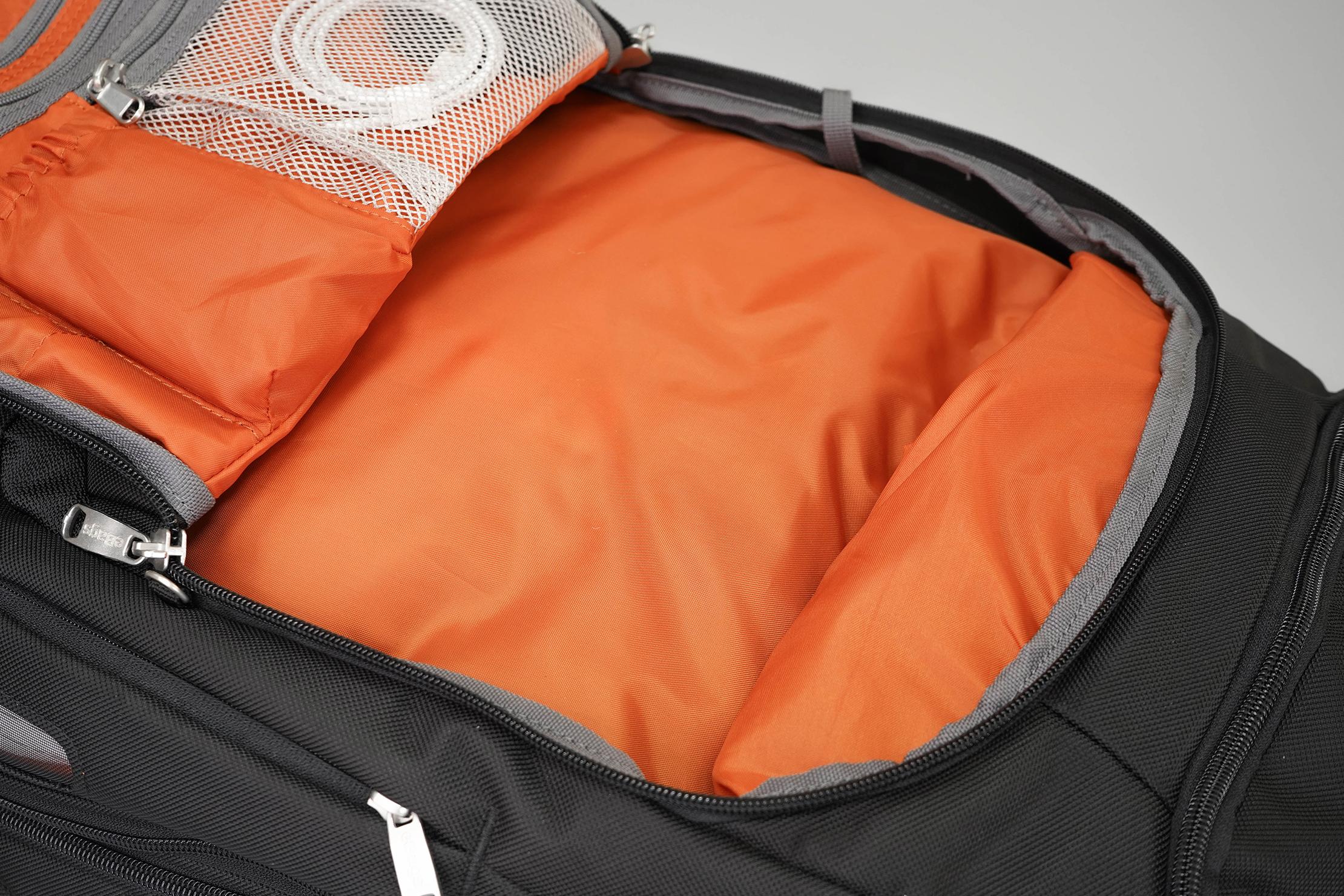 eBags TLS Mother Lode Weekender Convertible Inside Material