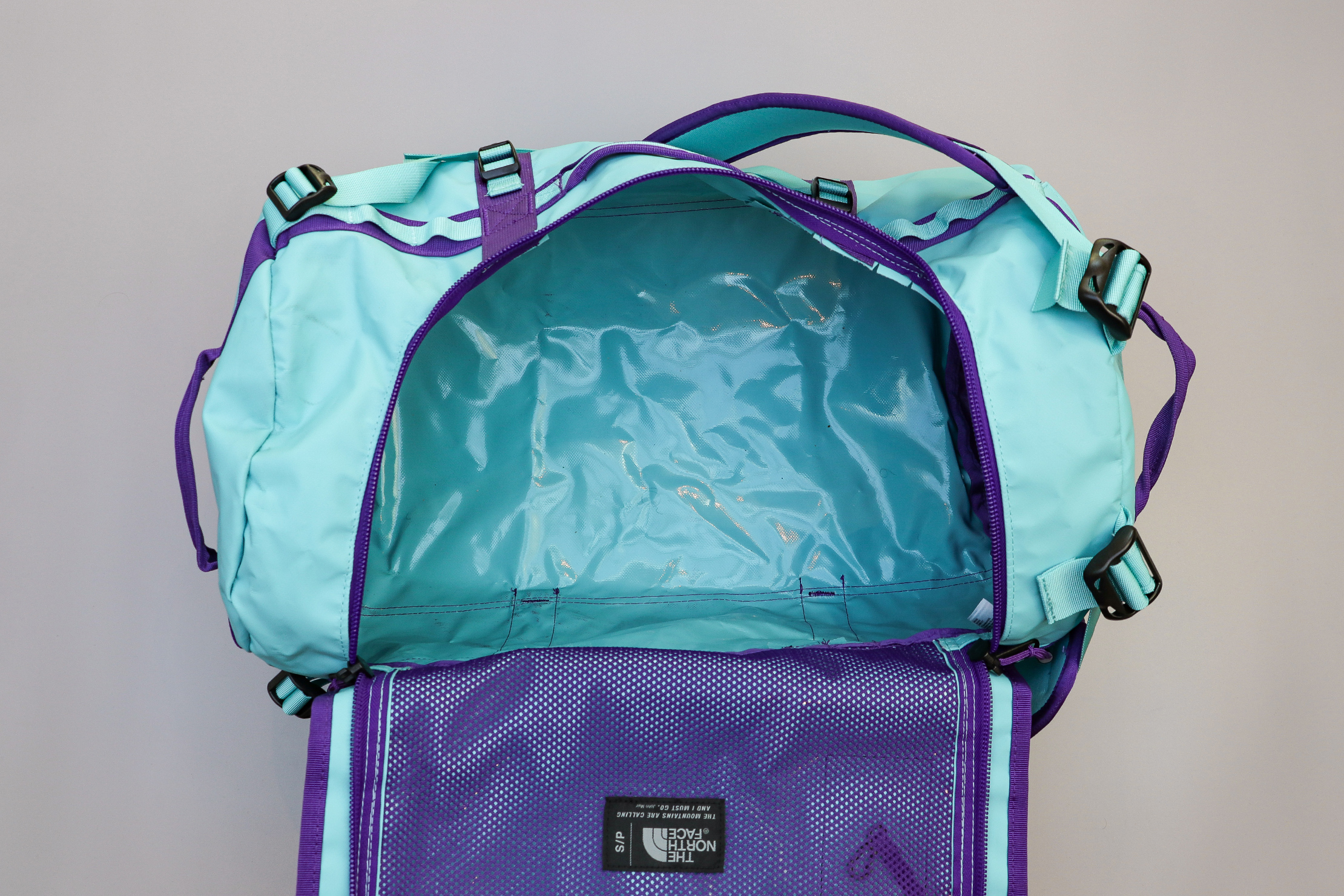 The North Face Base Camp Duffel Main Compartment