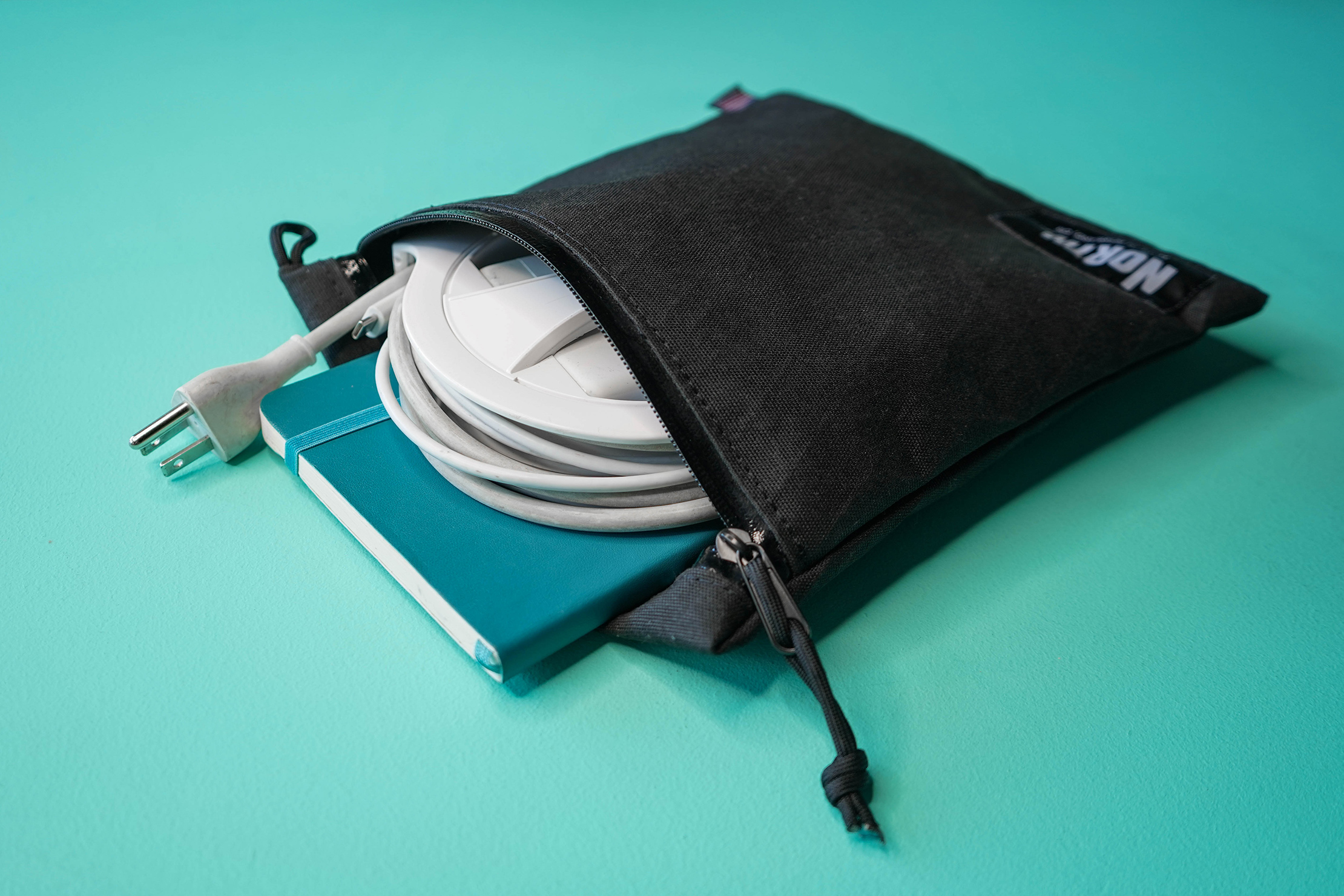 North St. Bags Pittock Travel Pouch With Notebook and Charger