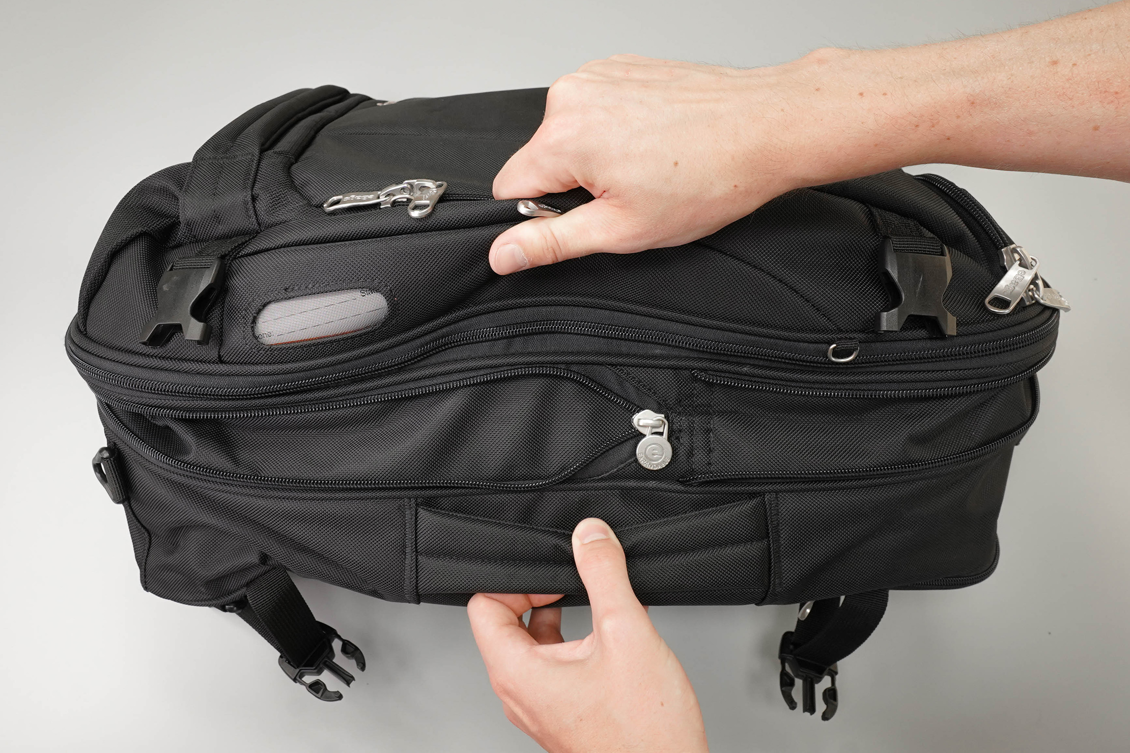 eBags TLS Mother Lode Weekender Convertible Expanded