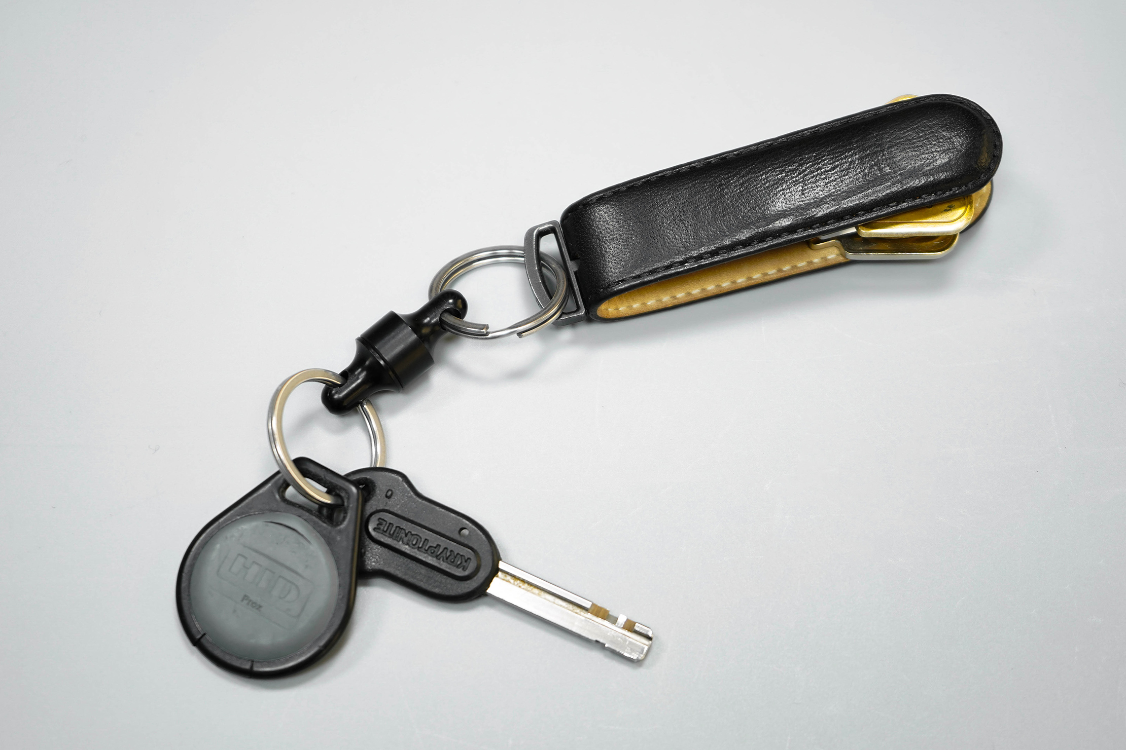 Jibbon Key Organizer On Keys