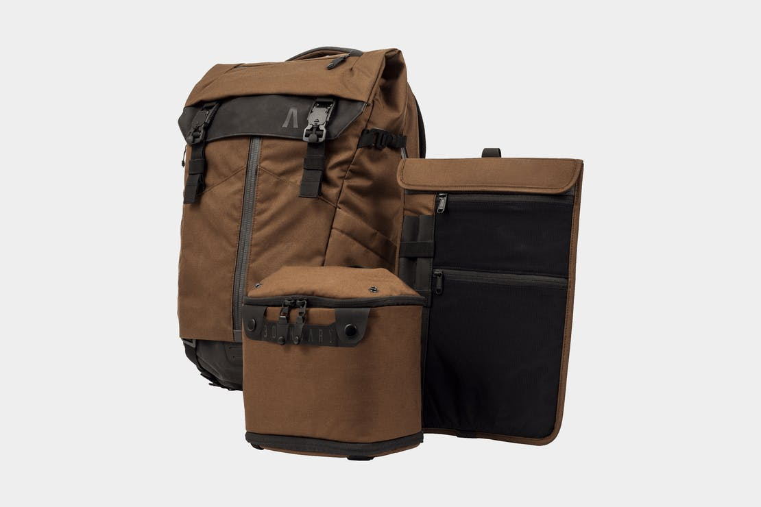 Boundary Supply Prima System Modular Travel Backpack