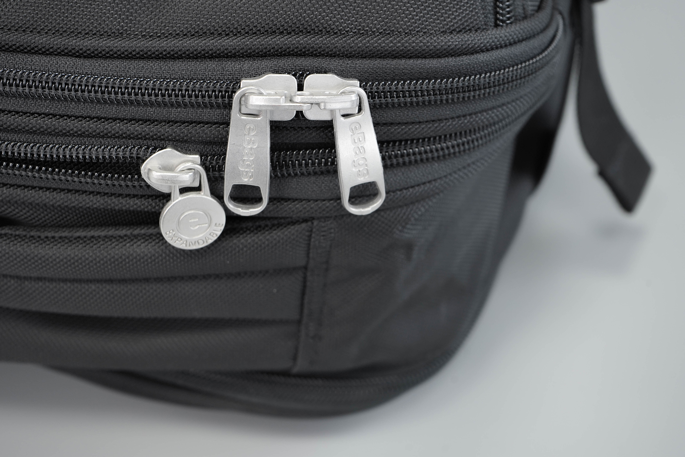 eBags TLS Mother Lode Weekender Convertible Zippers