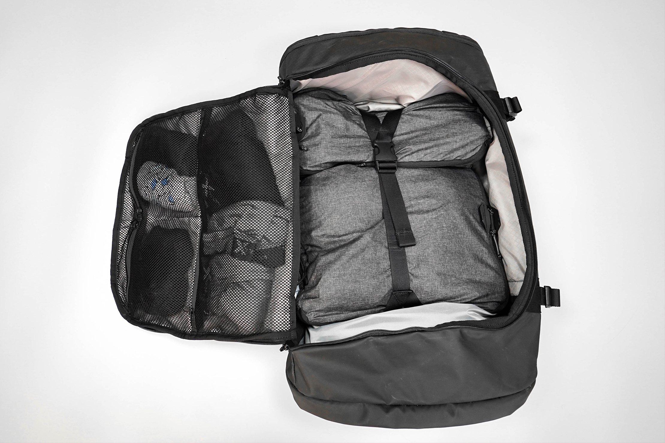 Timbuk2 Impulse Travel Backpack Duffel Packed