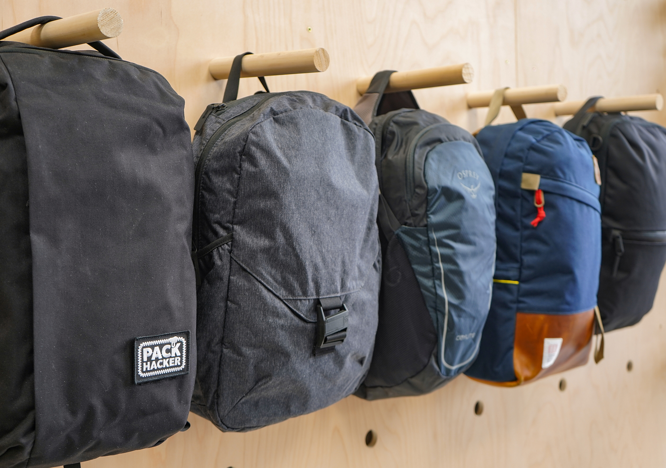 Different Types Of Daypacks