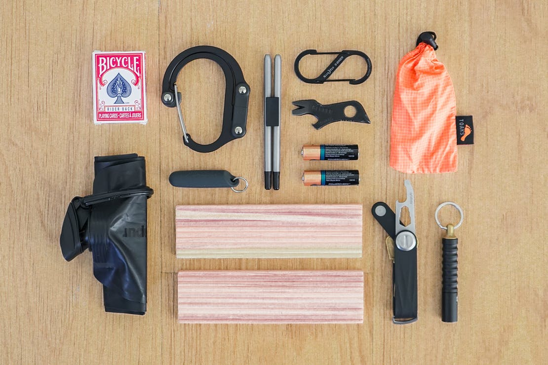 Digital Nomad Packing List Miscellaneous