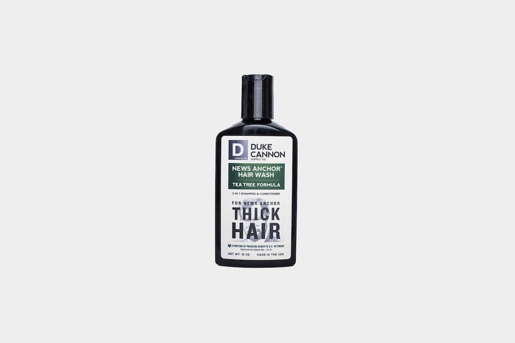 Duke Cannon News Anchor 2-in-1 Hair Wash