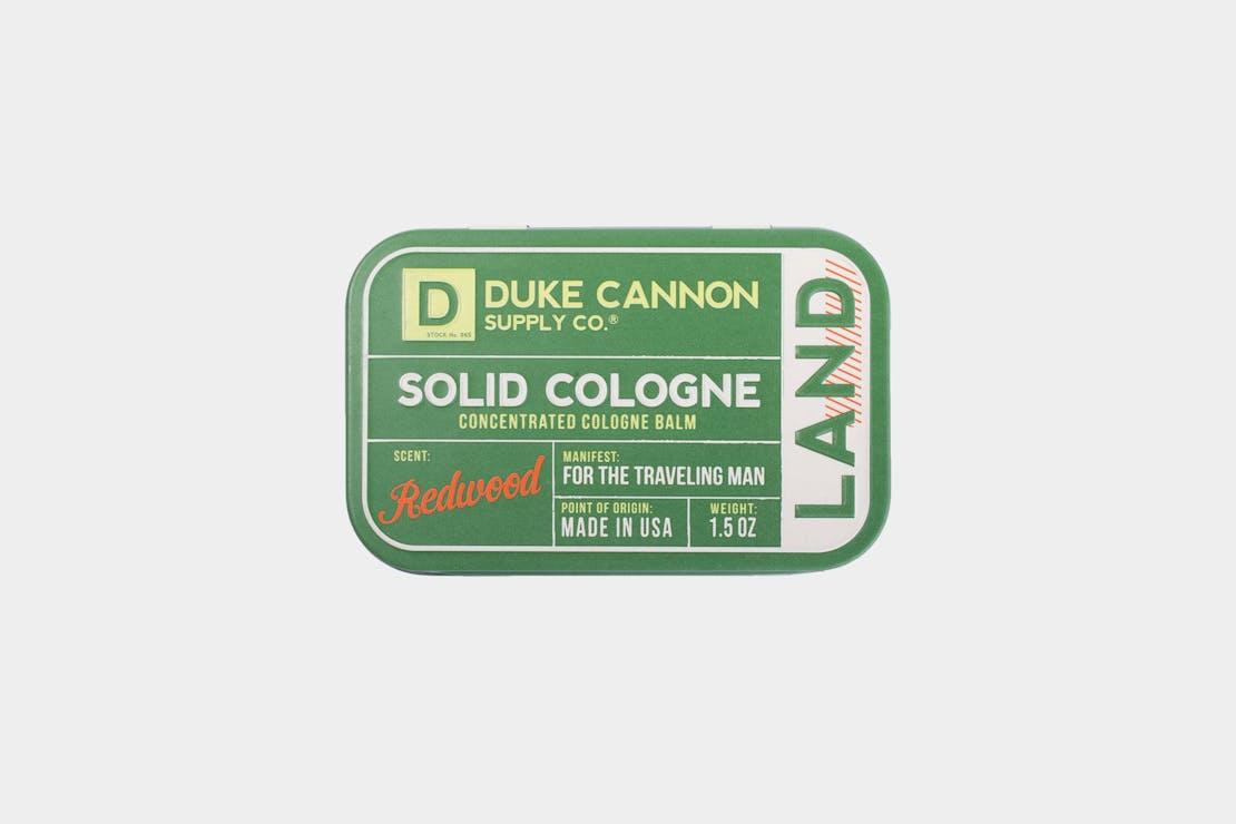 Duke Cannon Solid Cologne
