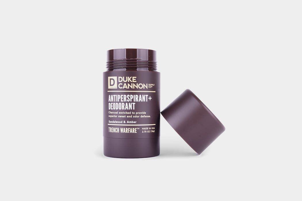 Duke Cannon Trench Warfare Antiperspirant + Deodorant