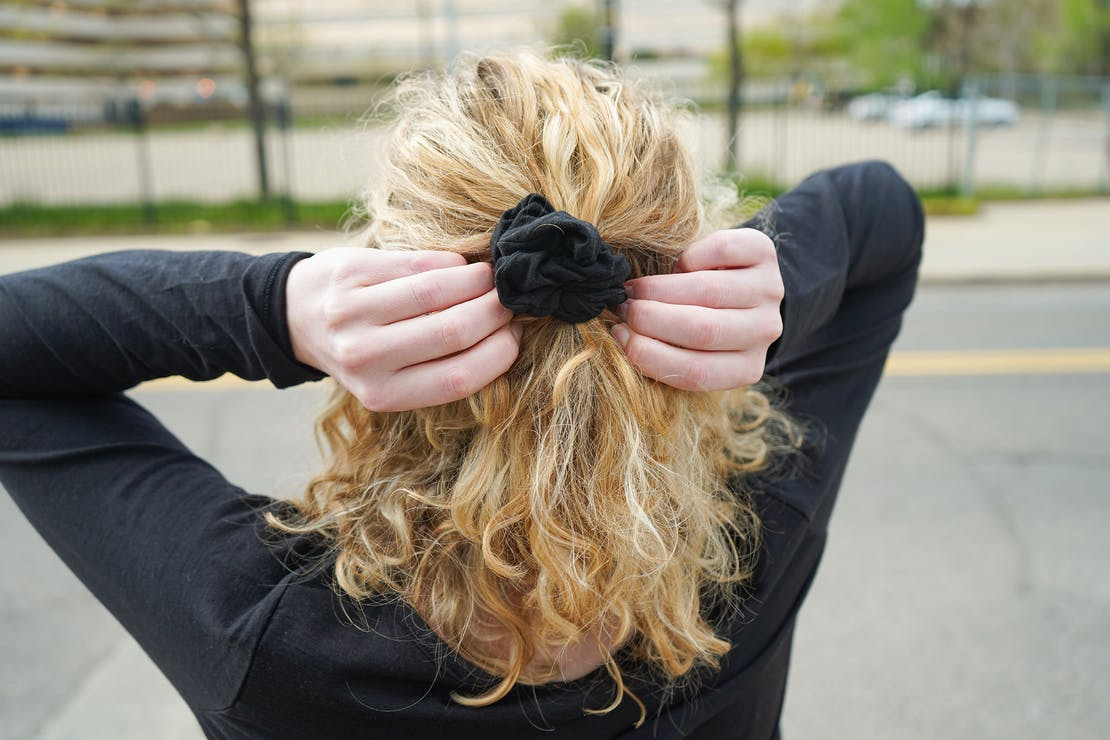 Encircled On-the-Go Scrunchie In Detroit, Michigan