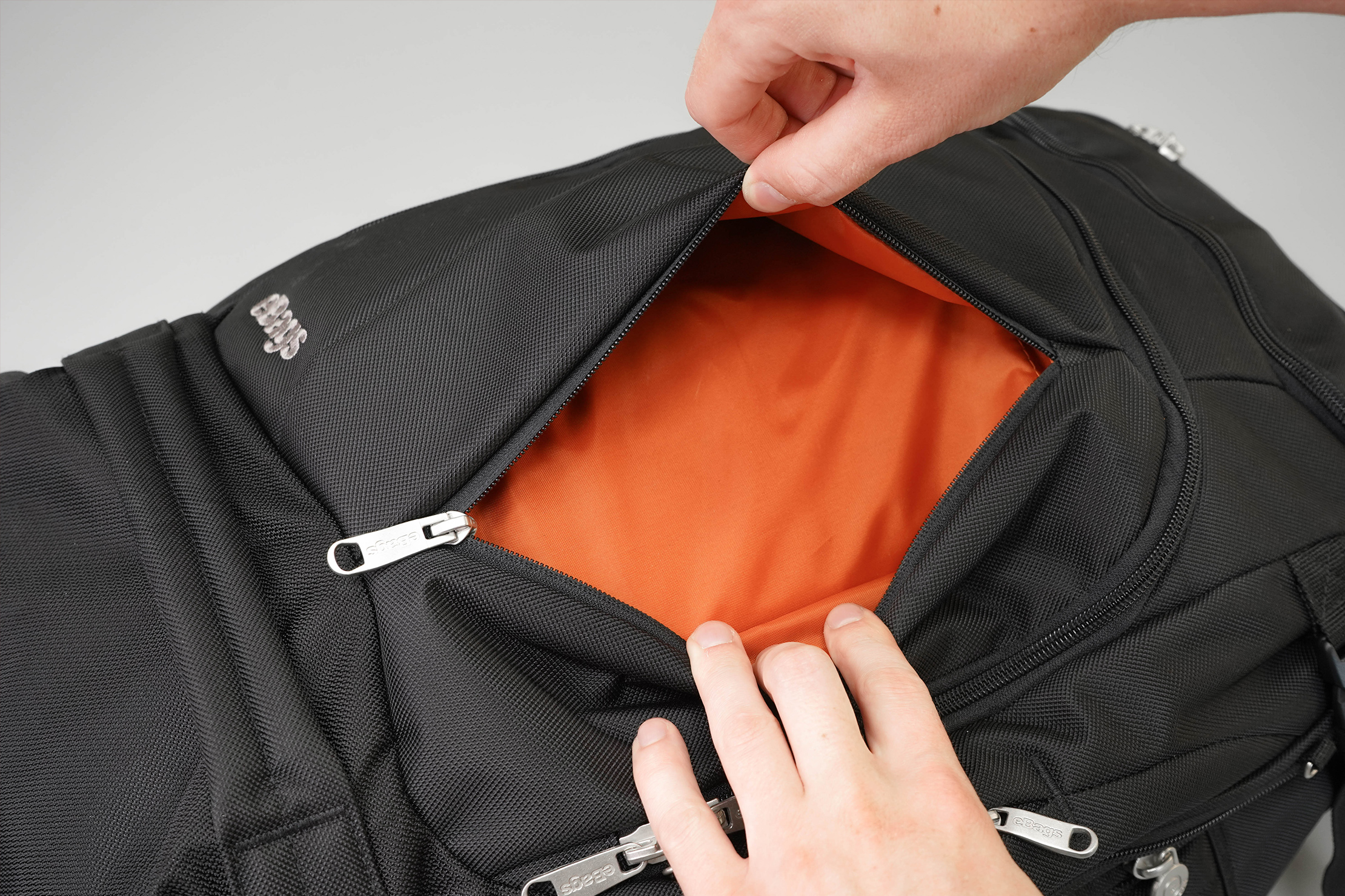 eBags TLS Mother Lode Weekender Convertible Front Pocket