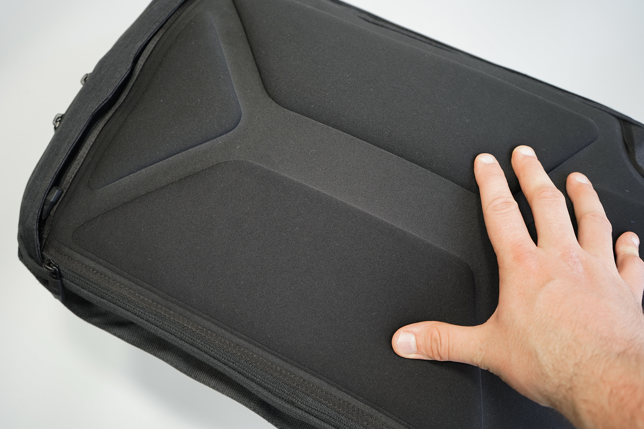 Knack Large Expandable Pack Back Panel