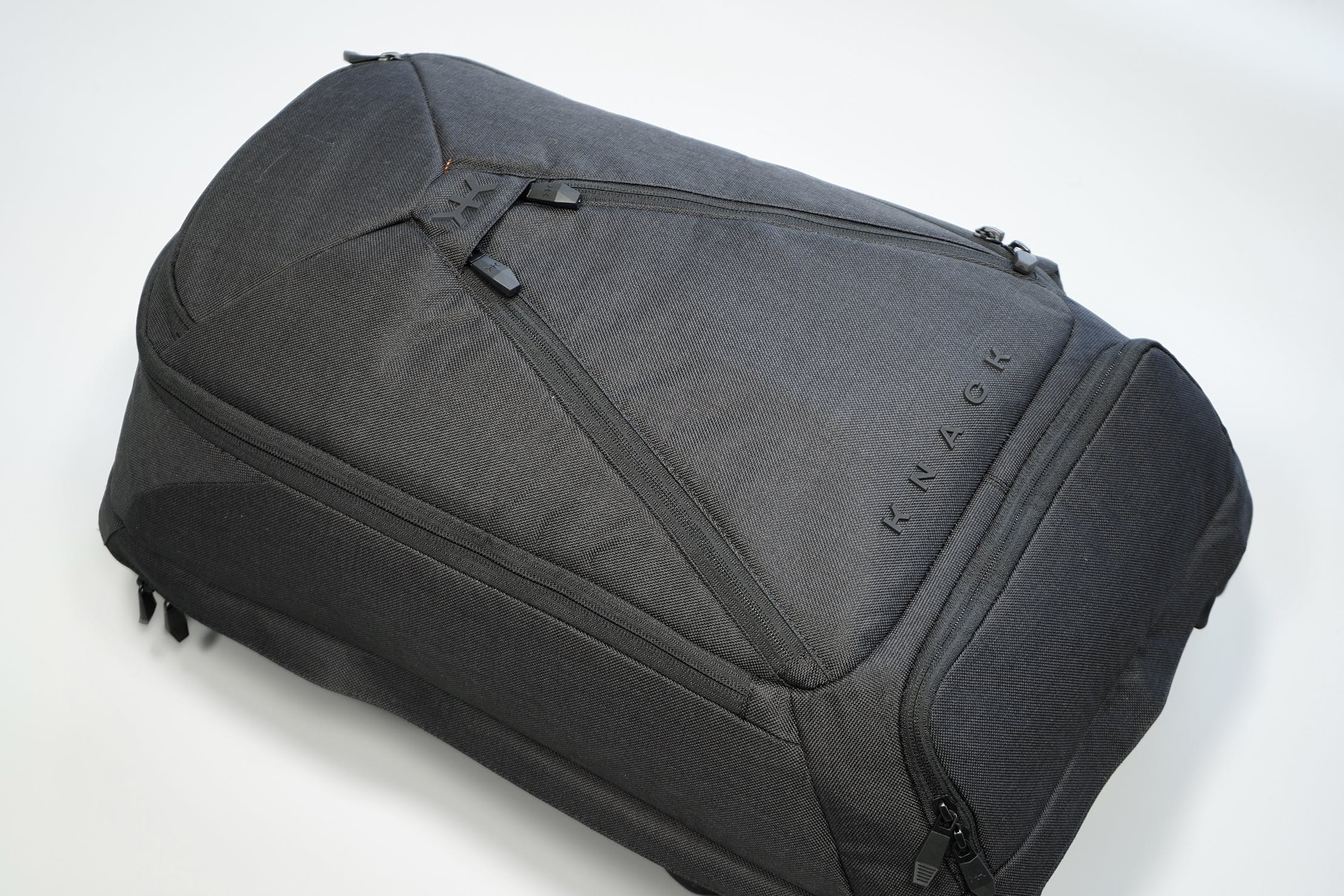 Knack Large Expandable Pack In Black