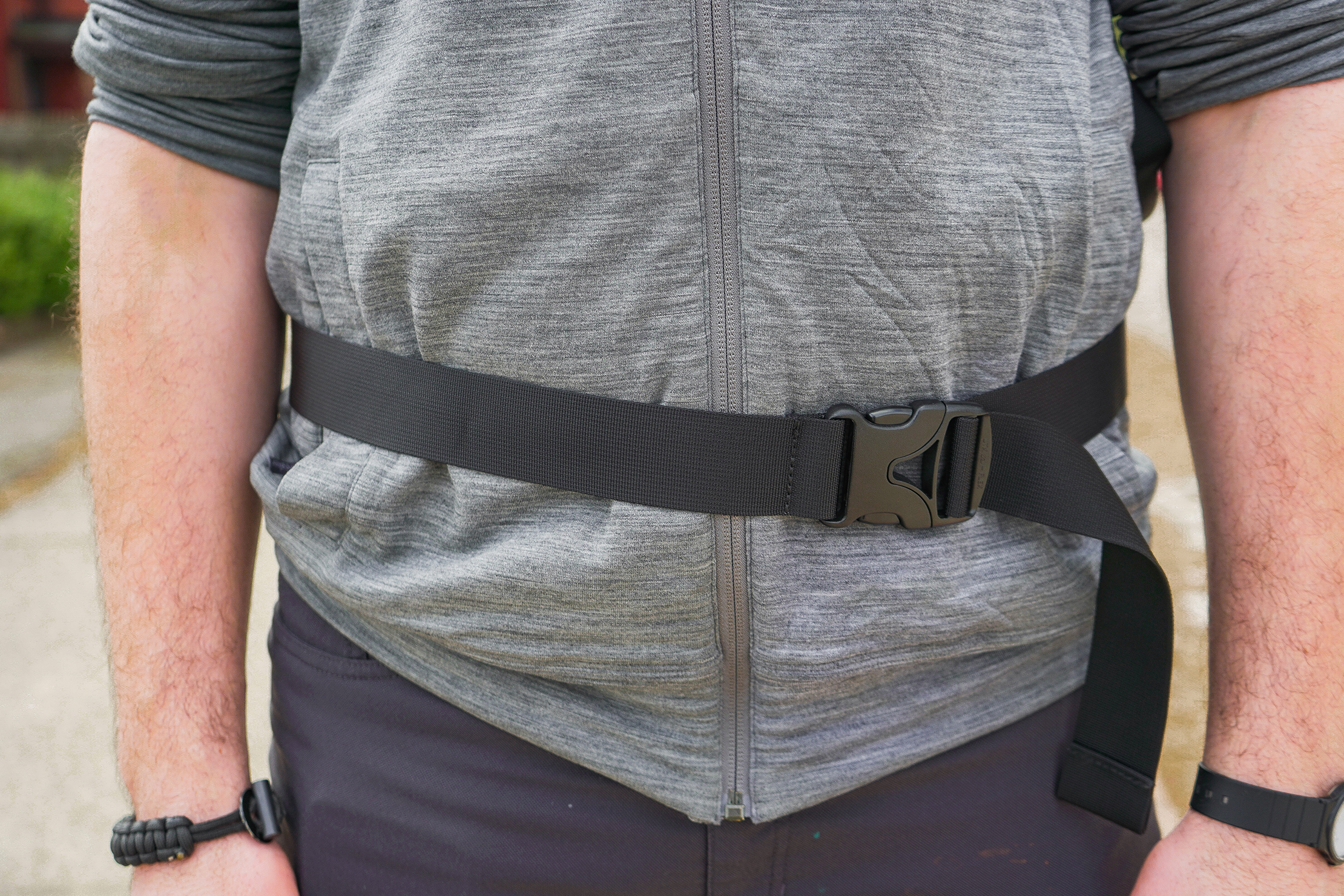 Knack Large Expandable Pack Hip Belt