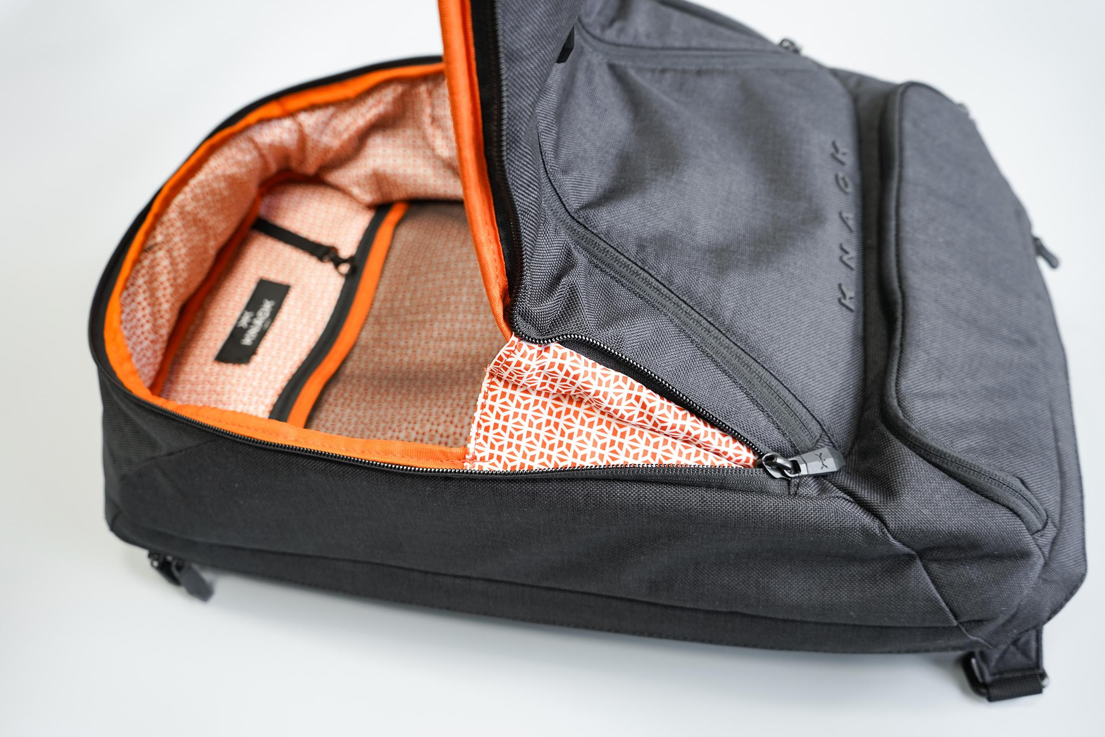 Knack Large Expandable Pack Nylon Webbing