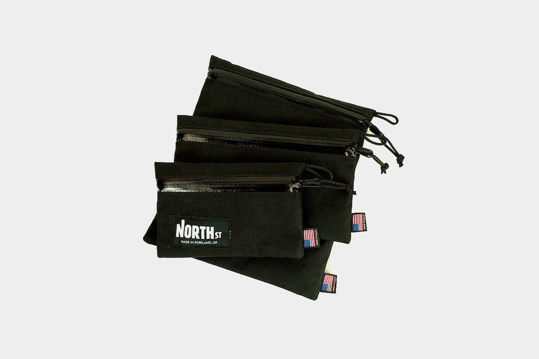 North St. Bags Pittock Travel Pouches