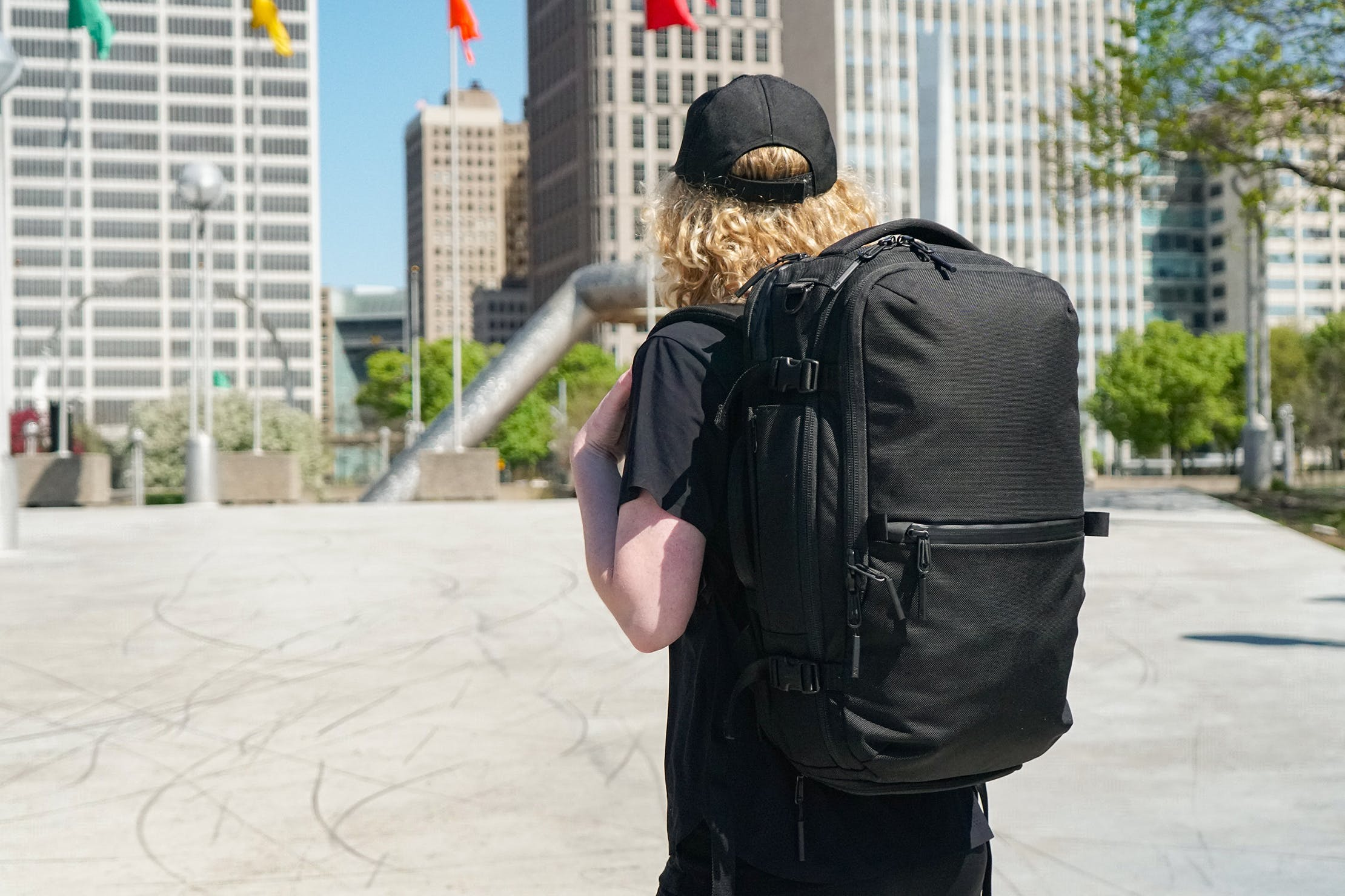Aer Travel Pack 2 In Detroit, Michigan