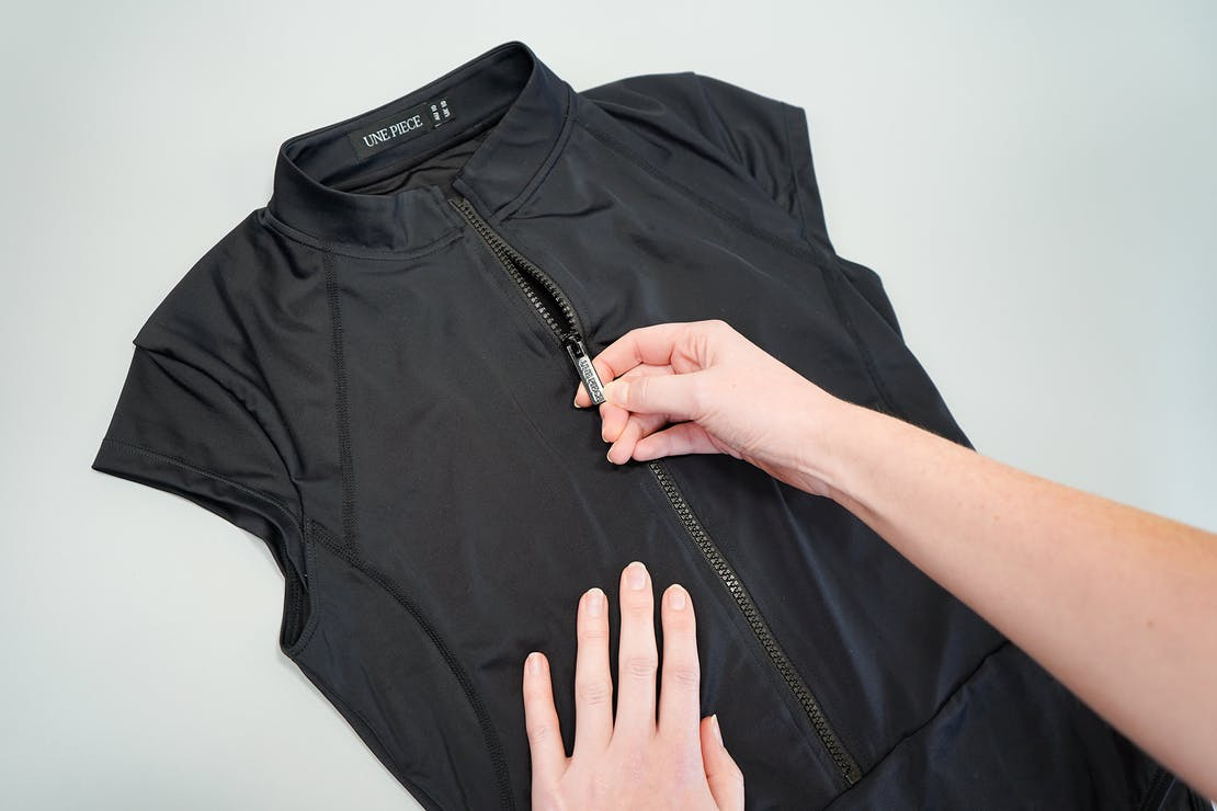 UNE PIECE Original Sexie Rashie Cap Sleeve Swimsuit