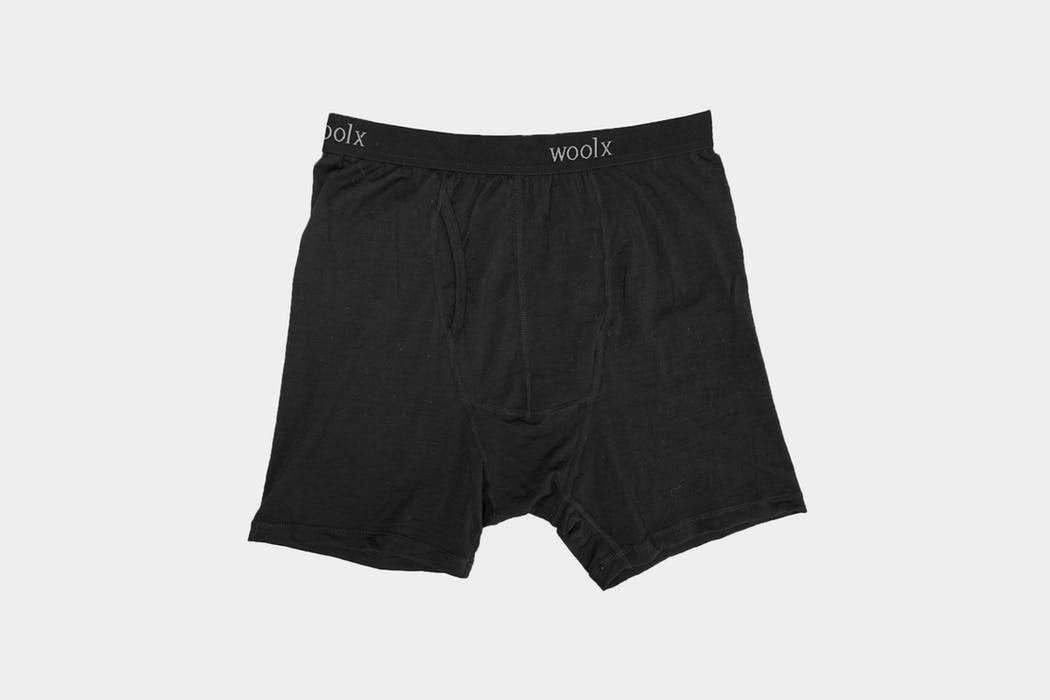 Woolx Reaction Boxer Brief