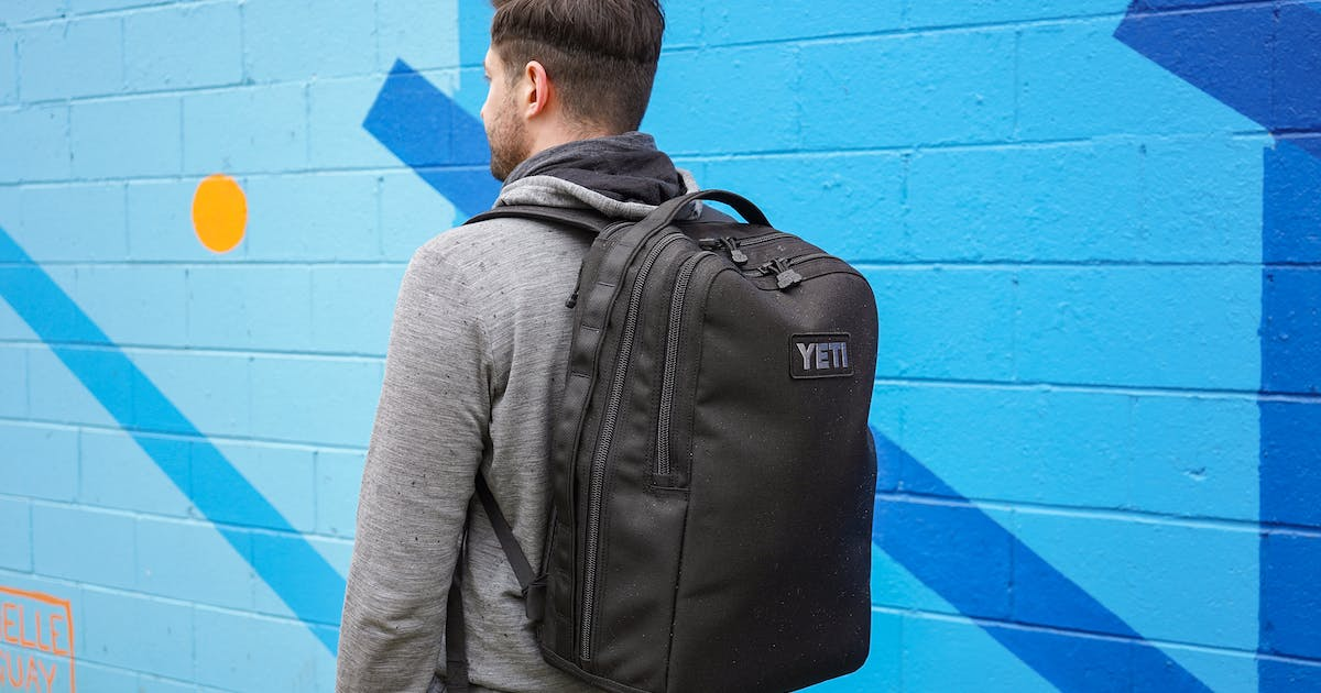 YETI Tocayo Backpack 26 Review   Pack er on