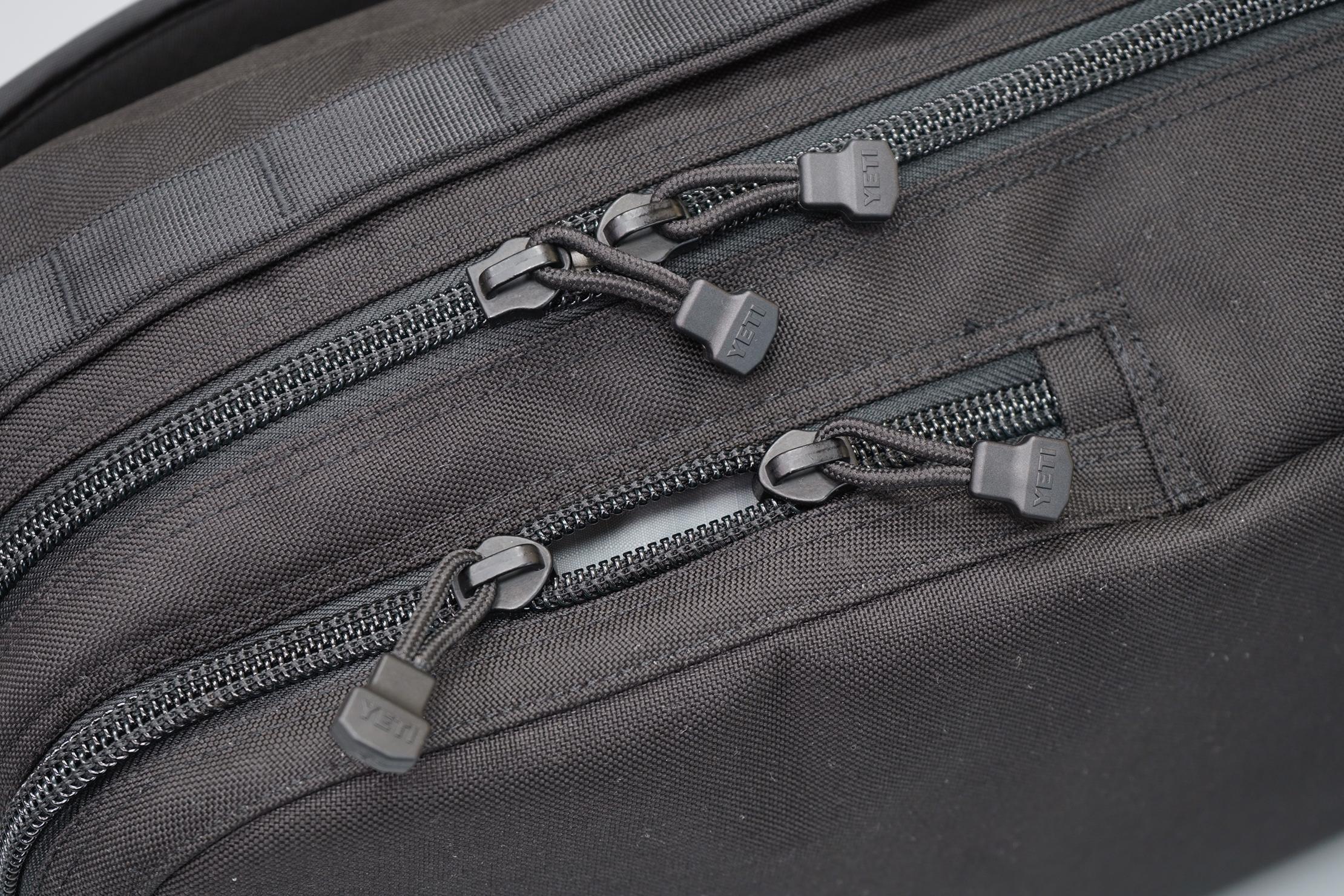 YETI Tocayo YKK Zippers