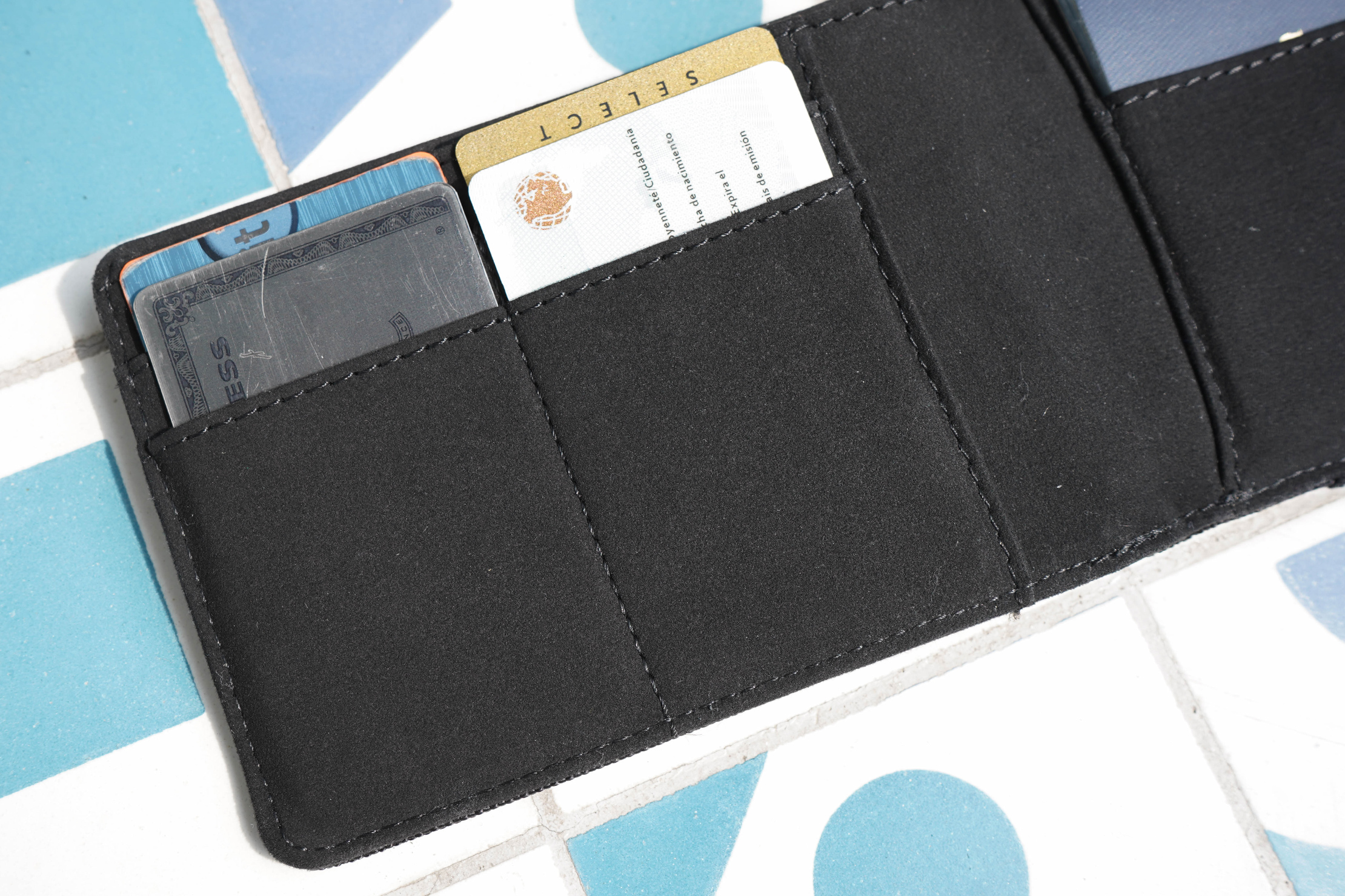 Aer Travel Wallet Cards