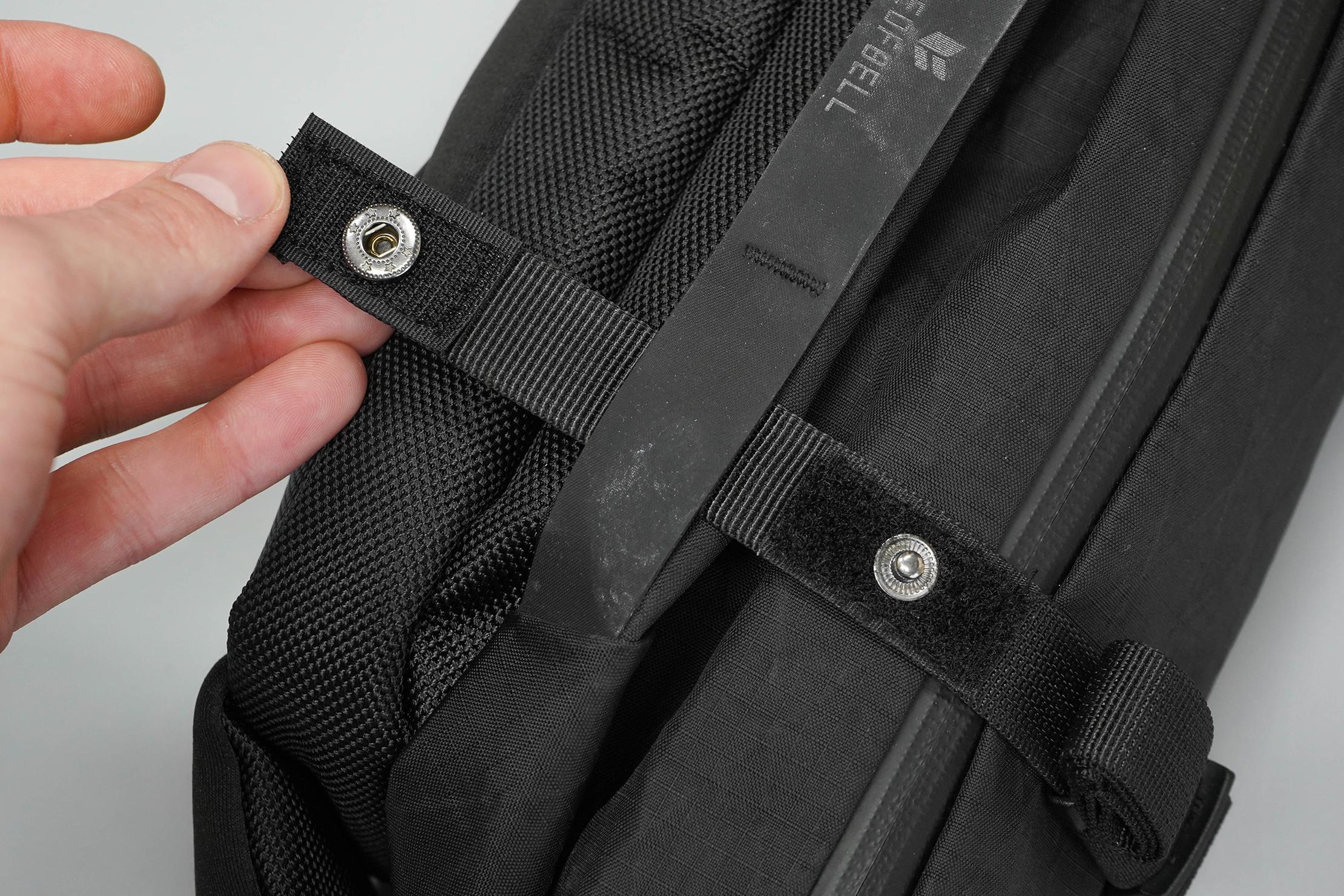 CODEOFBELL X-POD Compression Strap Velcro