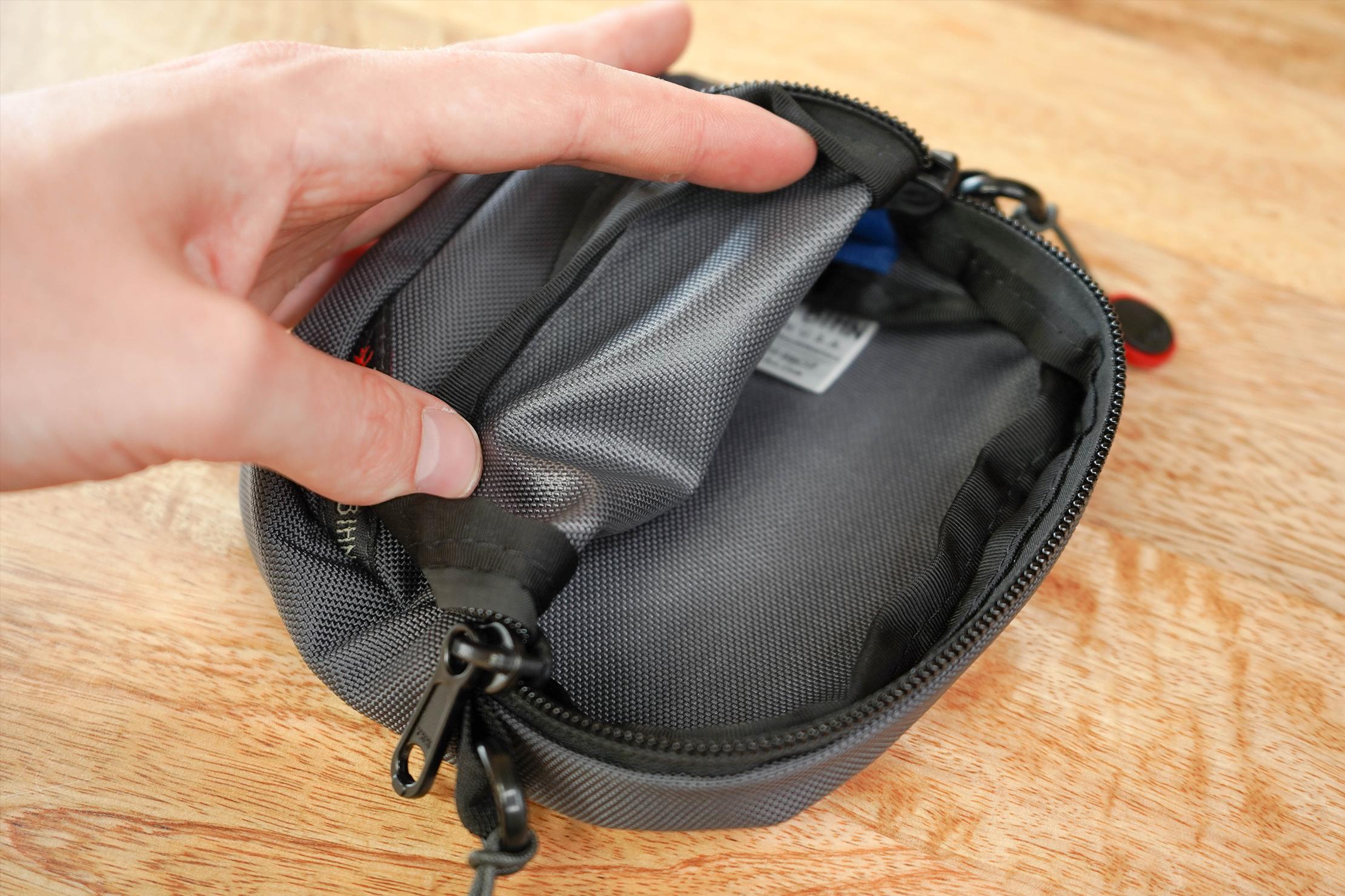 Tom Bihn Cubelet Inside Material