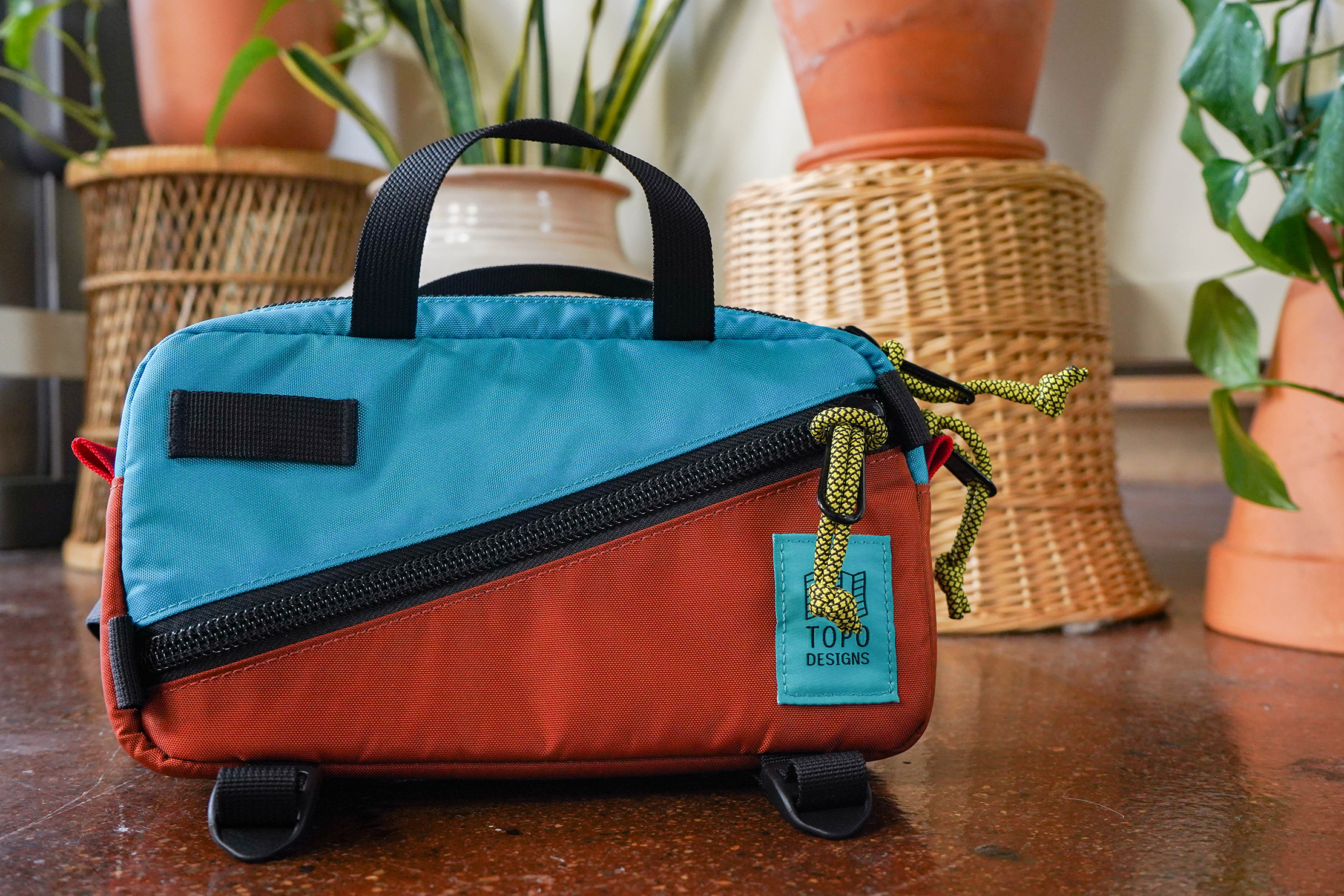 Topo Designs Mini Quick Pack In Detroit